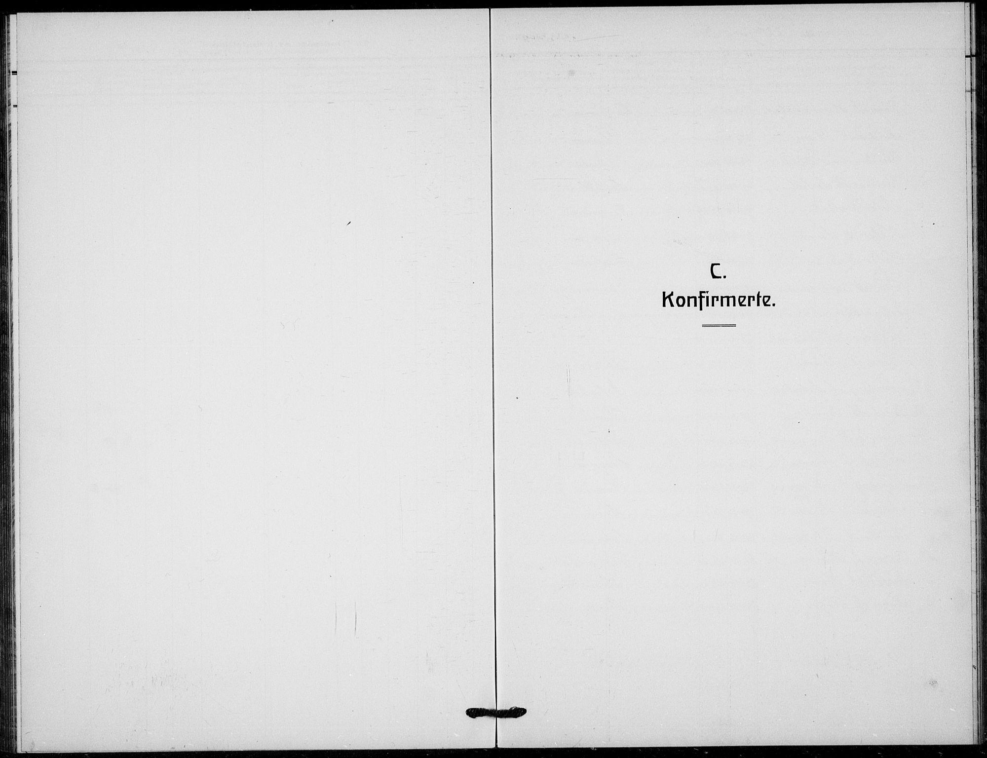 SAH, Vang prestekontor, Valdres, Klokkerbok nr. 12, 1919-1937