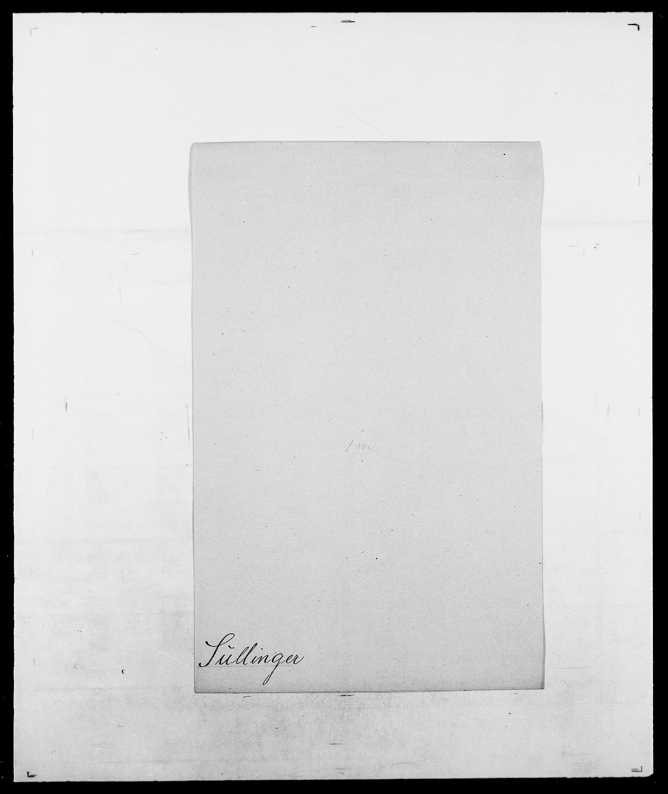 SAO, Delgobe, Charles Antoine - samling, D/Da/L0037: Steen, Sthen, Stein - Svare, Svanige, Svanne, se også Svanning og Schwane, s. 897