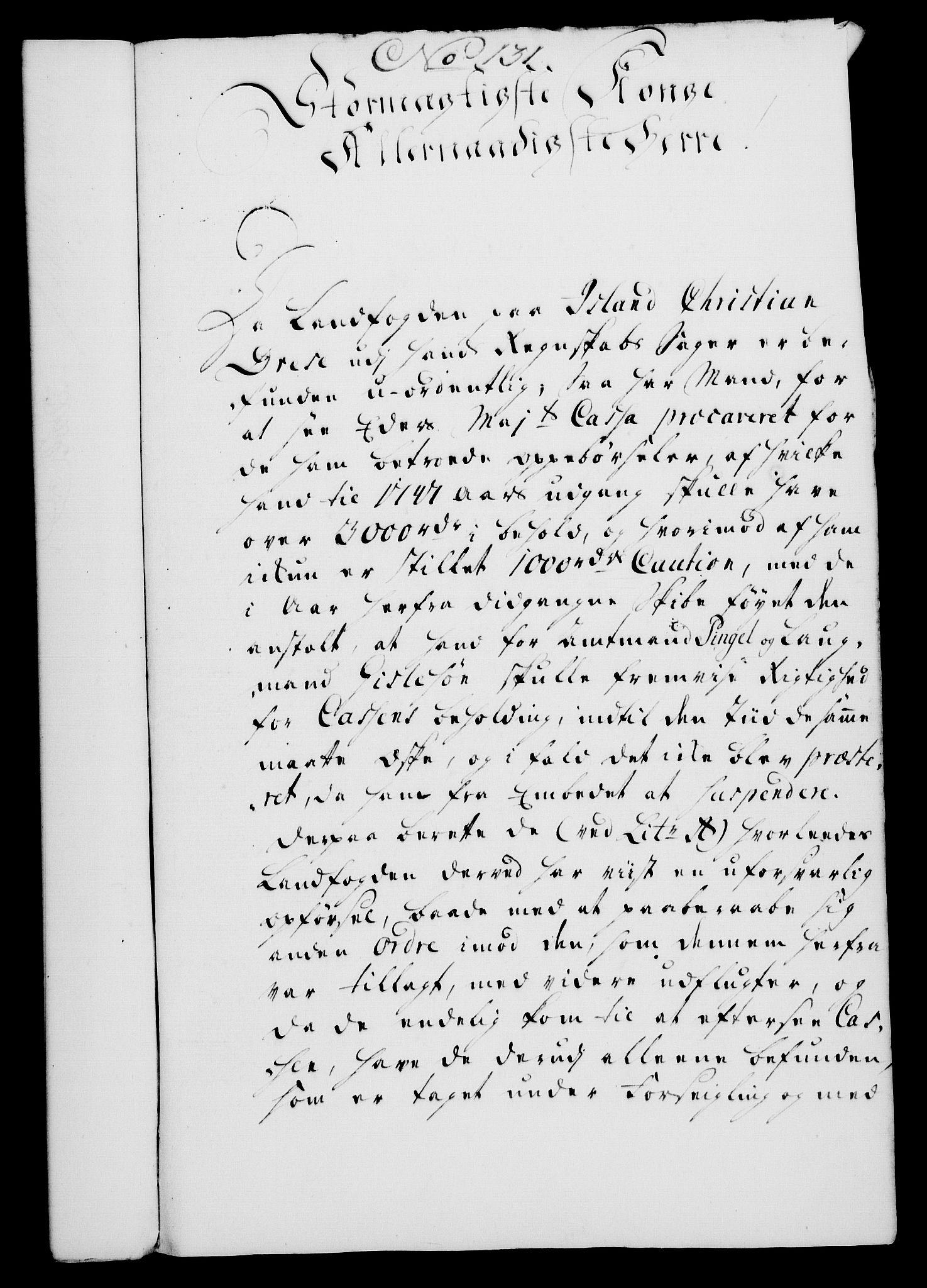 RA, Rentekammeret, Kammerkanselliet, G/Gf/Gfa/L0031: Norsk relasjons- og resolusjonsprotokoll (merket RK 52.31), 1749, s. 660