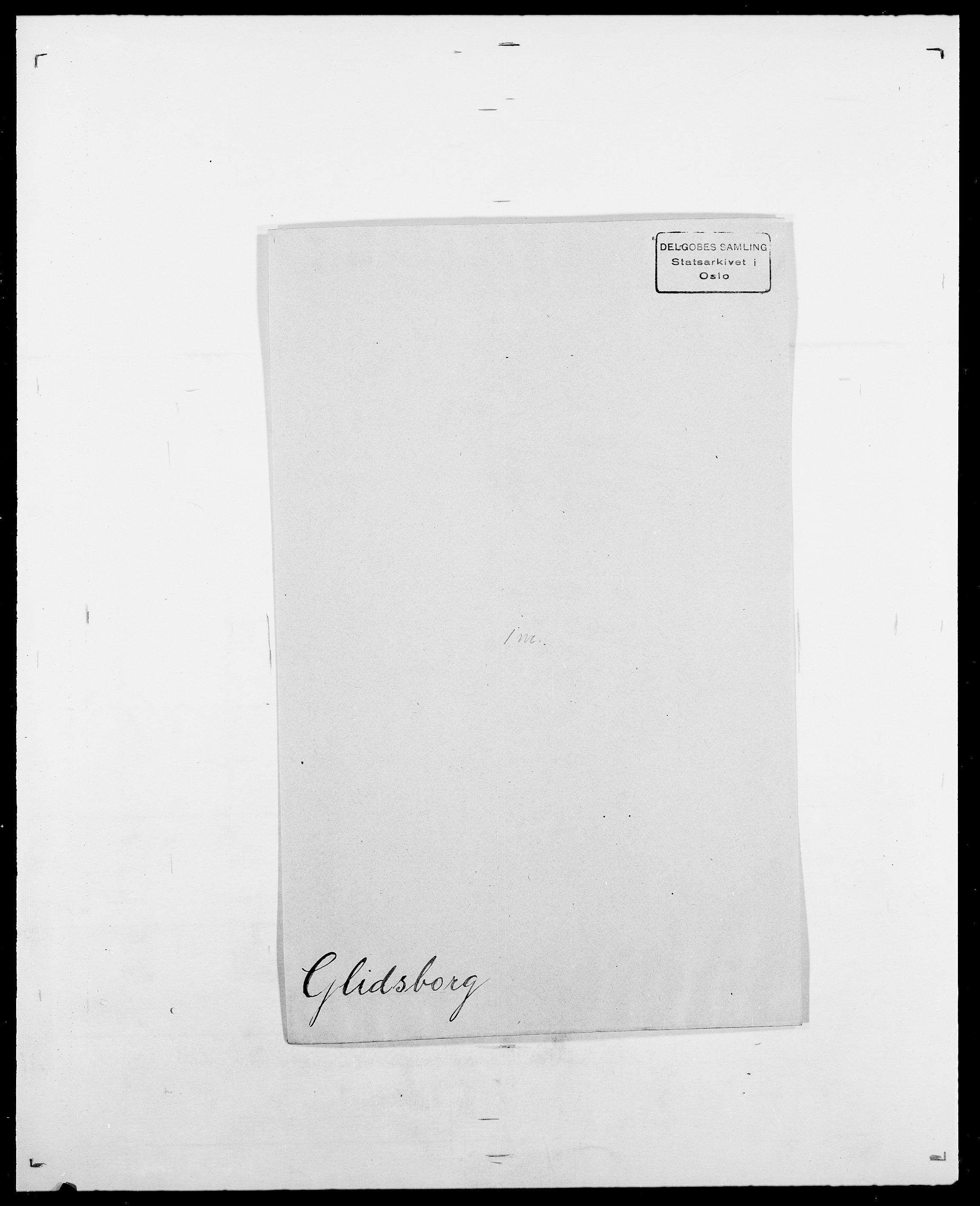 SAO, Delgobe, Charles Antoine - samling, D/Da/L0014: Giebdhausen - Grip, s. 316