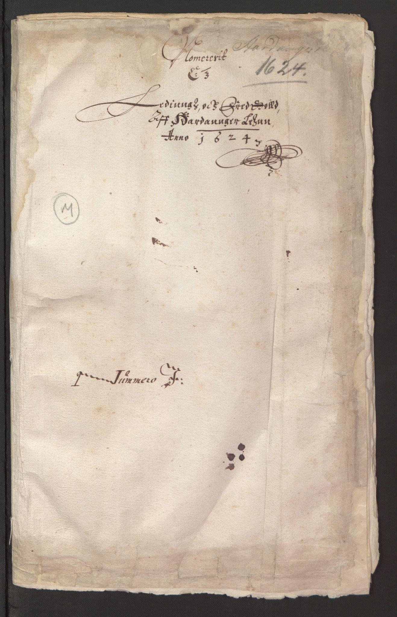 RA, Stattholderembetet 1572-1771, Ek/L0003: Jordebøker til utlikning av garnisonsskatt 1624-1626:, 1624-1625, s. 191