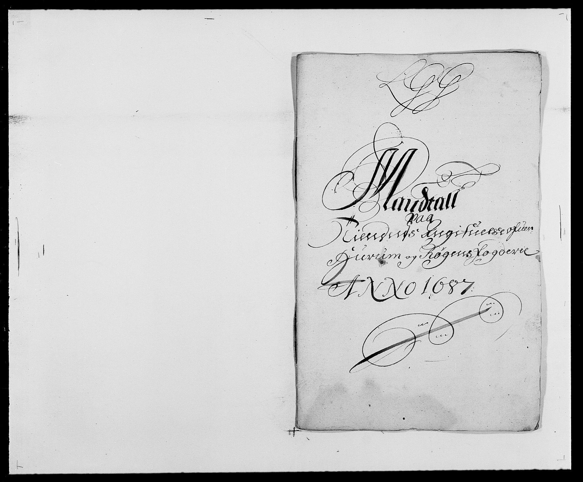 RA, Rentekammeret inntil 1814, Reviderte regnskaper, Fogderegnskap, R29/L1692: Fogderegnskap Hurum og Røyken, 1682-1687, s. 308