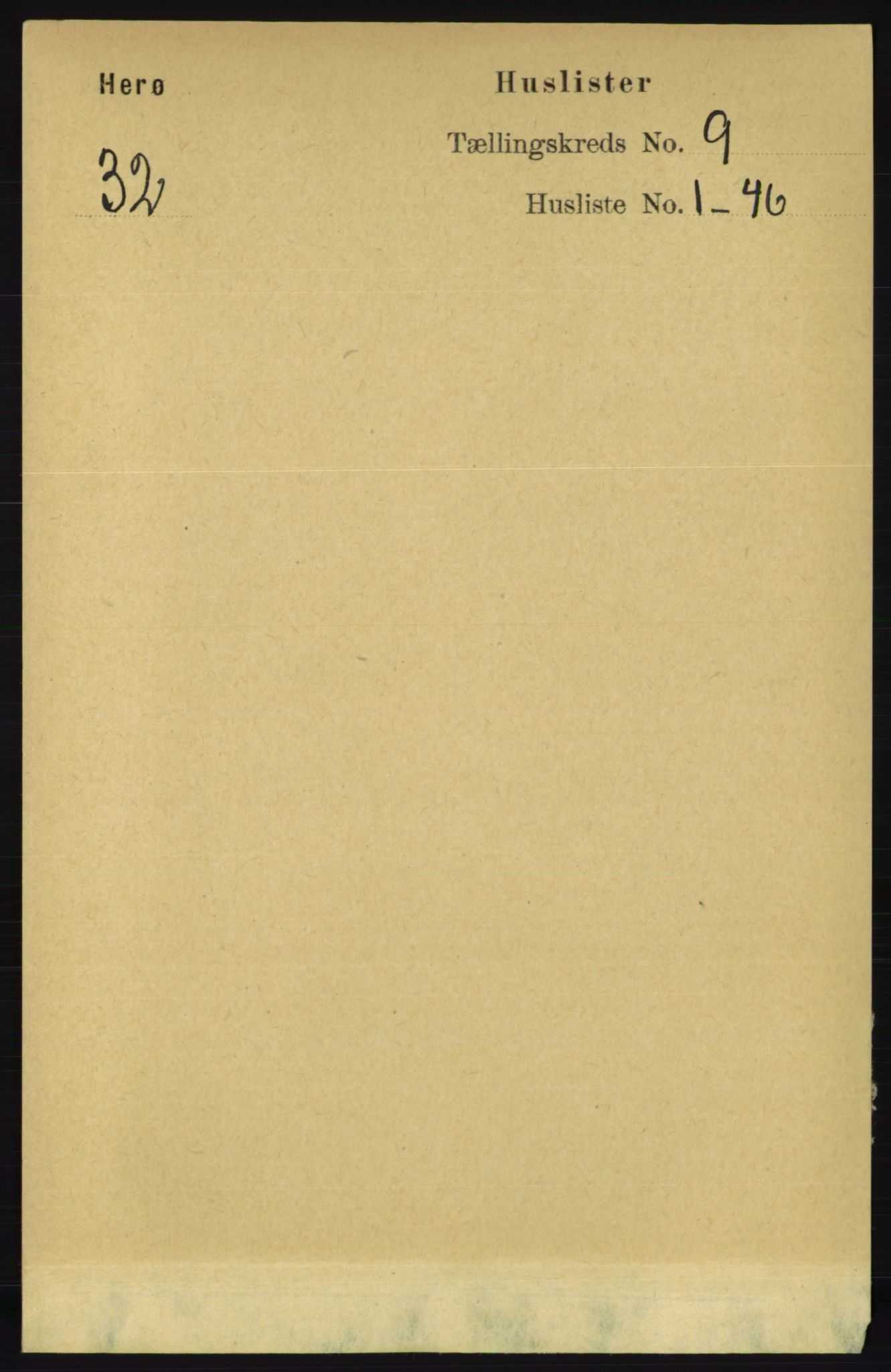 RA, Folketelling 1891 for 1818 Herøy herred, 1891, s. 3471