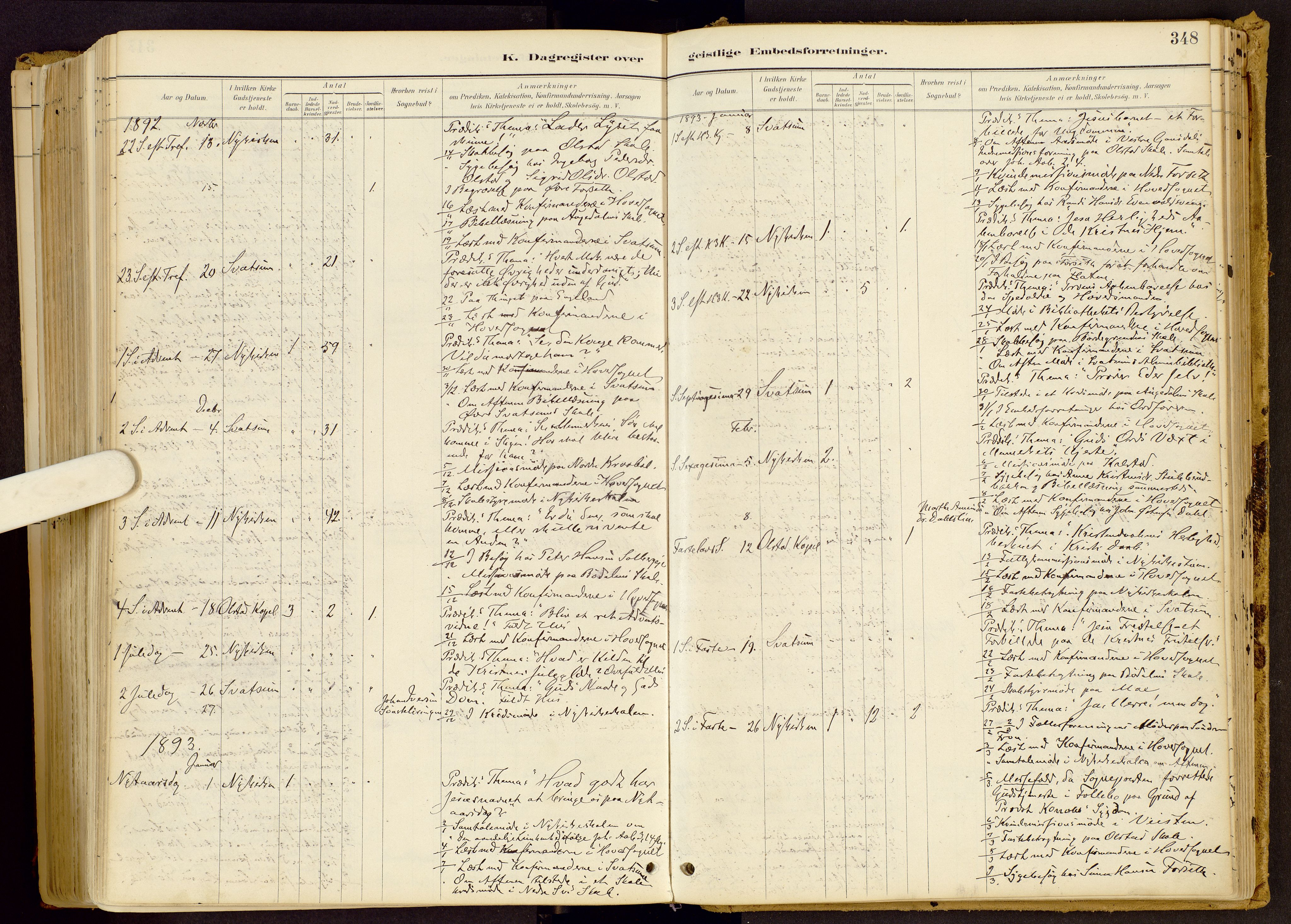 SAH, Vestre Gausdal prestekontor, Ministerialbok nr. 1, 1887-1914, s. 348