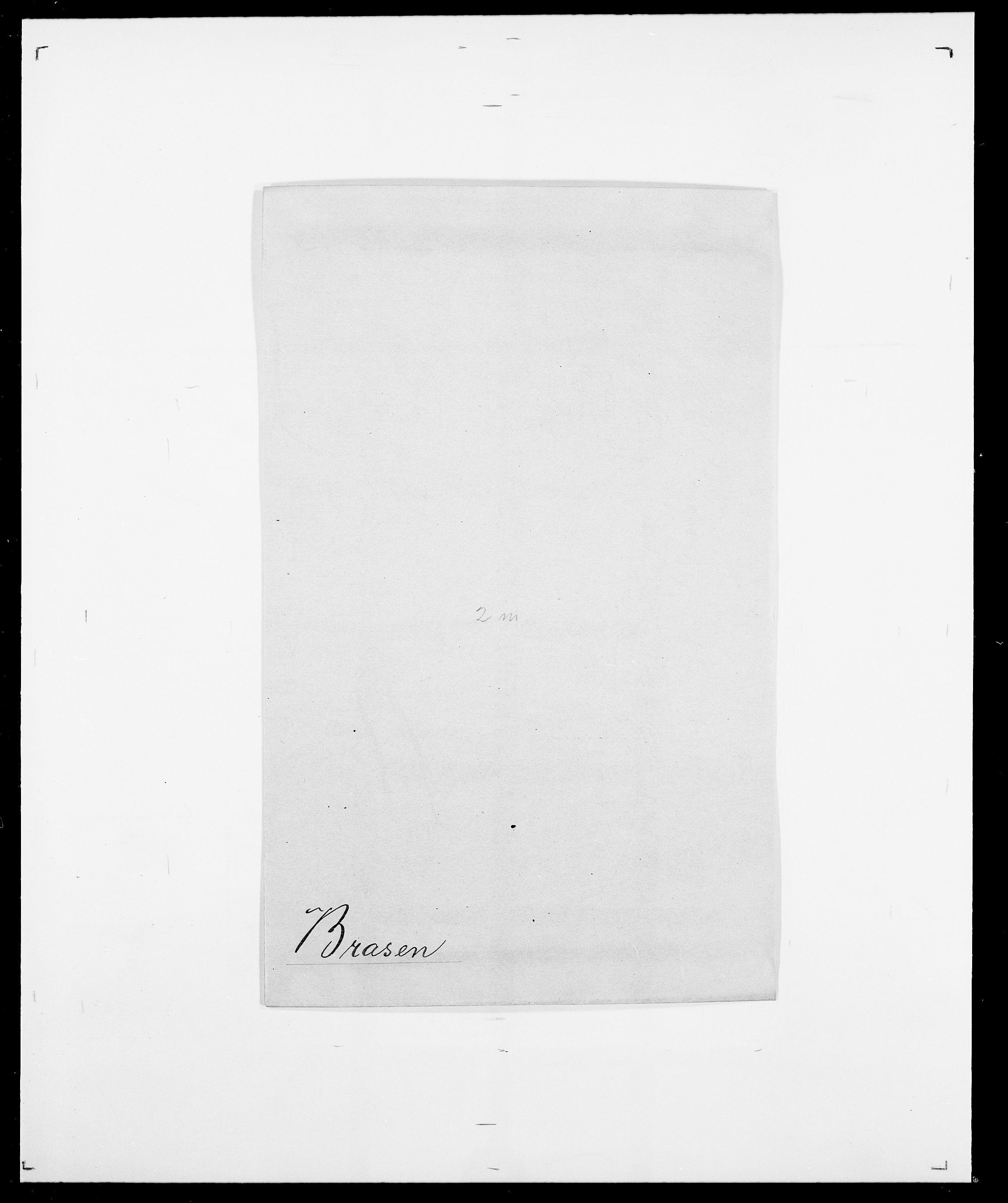 SAO, Delgobe, Charles Antoine - samling, D/Da/L0006: Brambani - Brønø, s. 182