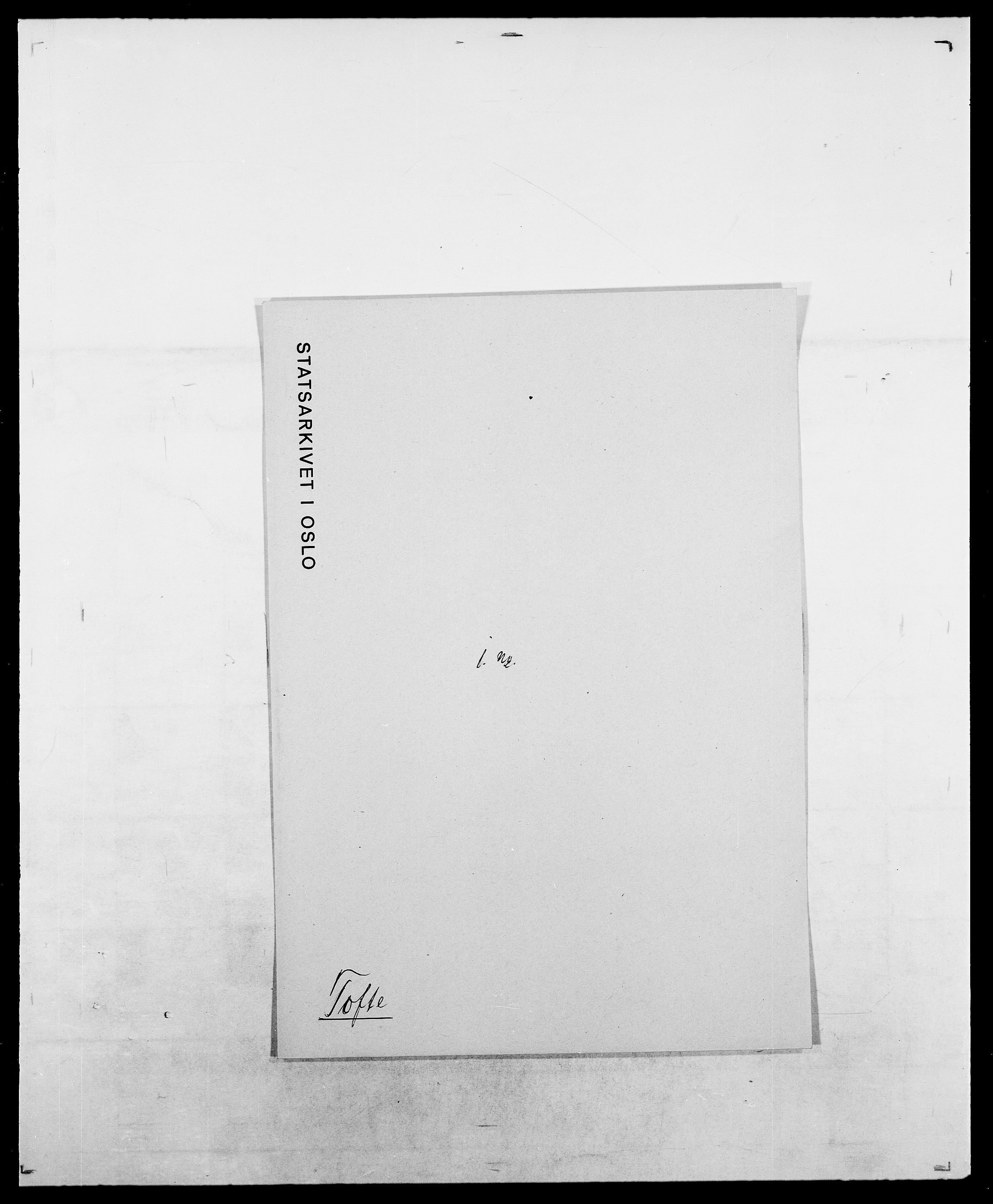SAO, Delgobe, Charles Antoine - samling, D/Da/L0039: Thorsen - Urup, s. 107