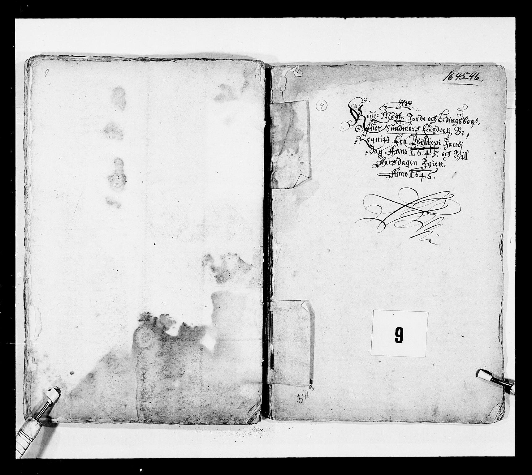 RA, Stattholderembetet 1572-1771, Ek/L0025: Jordebøker 1633-1658:, 1645-1646, s. 236