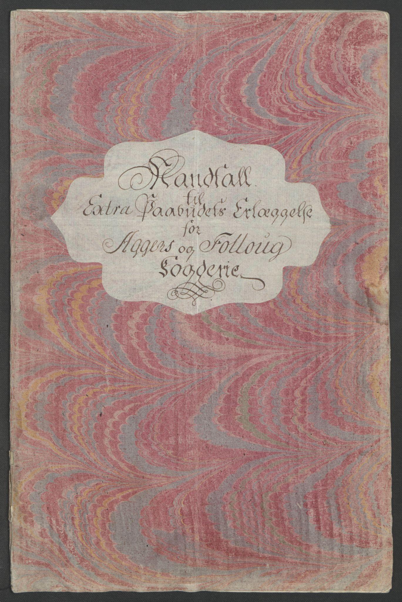 RA, Rentekammeret inntil 1814, Reviderte regnskaper, Fogderegnskap, R10/L0559: Ekstraskatten Aker og Follo, 1763, s. 89