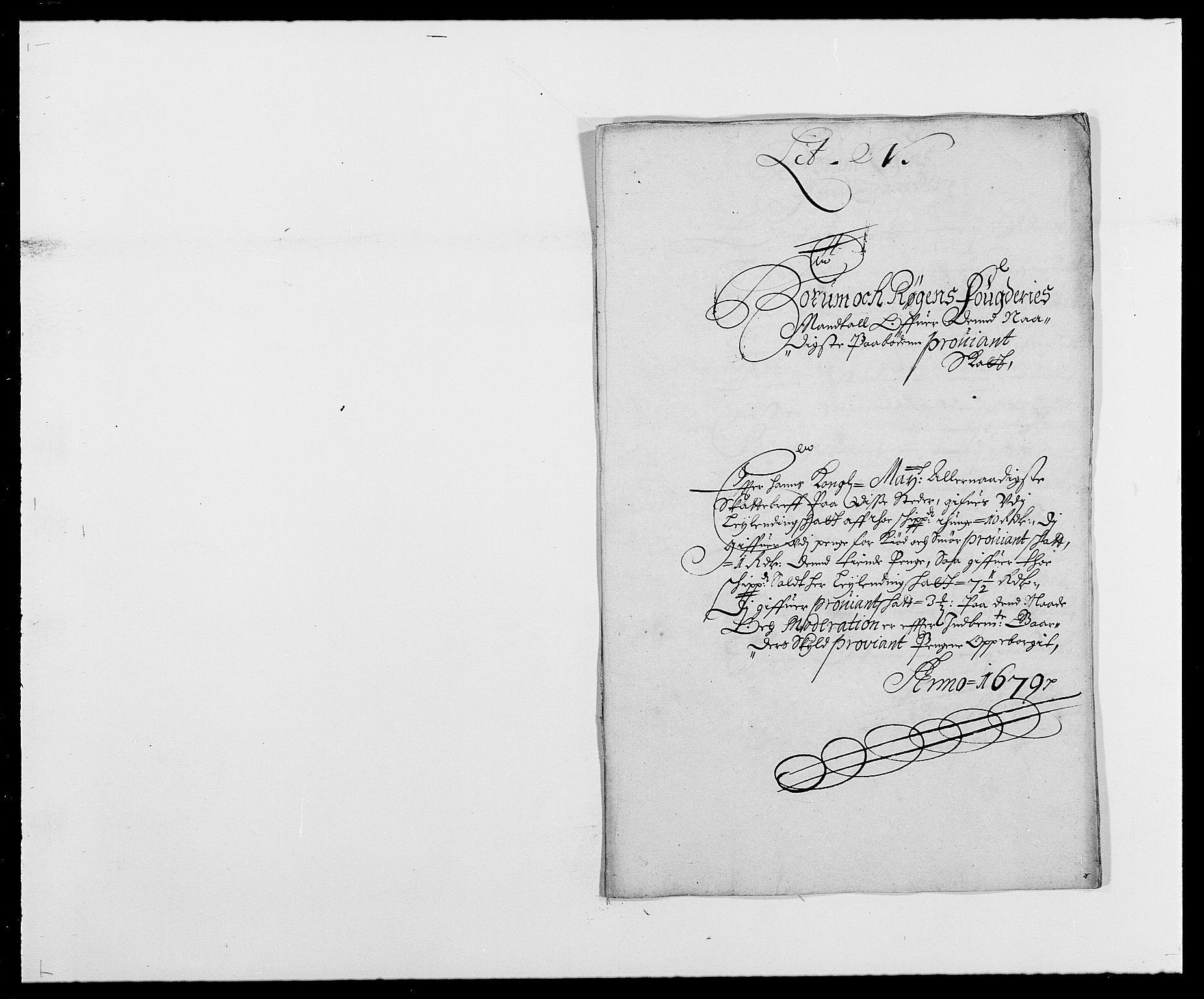 RA, Rentekammeret inntil 1814, Reviderte regnskaper, Fogderegnskap, R29/L1691: Fogderegnskap Hurum og Røyken, 1678-1681, s. 174