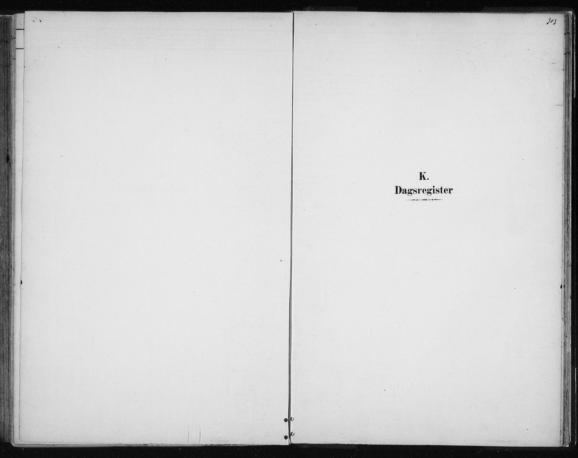 SATØ, Tromsøysund sokneprestkontor, G/Ga/L0004kirke: Ministerialbok nr. 4, 1880-1888, s. 303