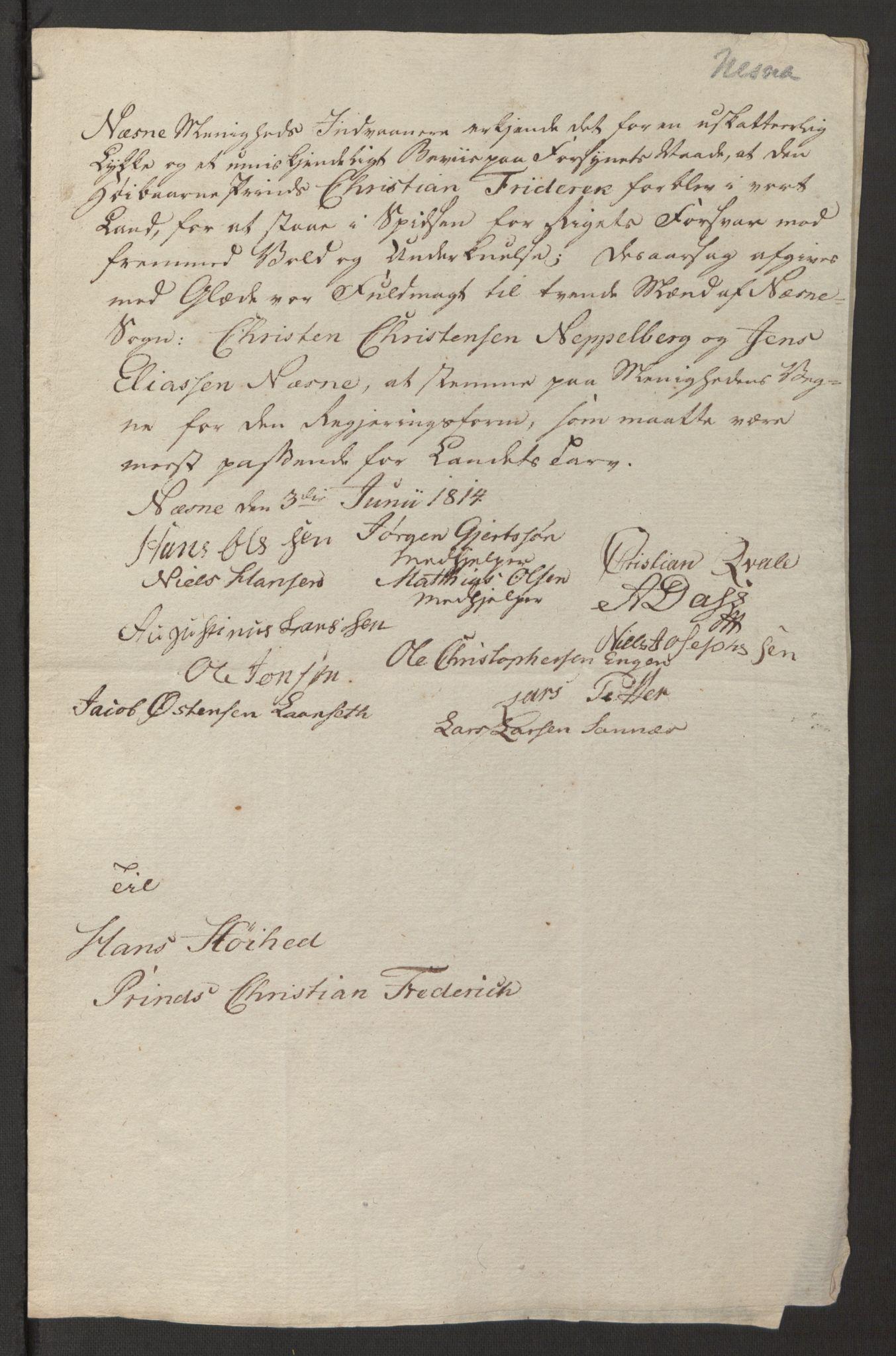 SAT, Nordland amt/fylke*, 1814, s. 34