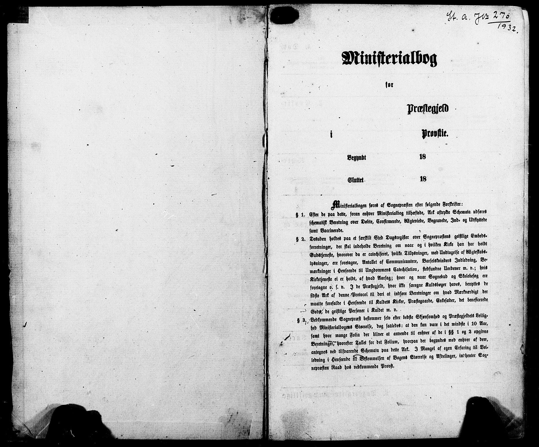 SAT, Ministerialprotokoller, klokkerbøker og fødselsregistre - Nord-Trøndelag, 740/L0380: Klokkerbok nr. 740C01, 1868-1902