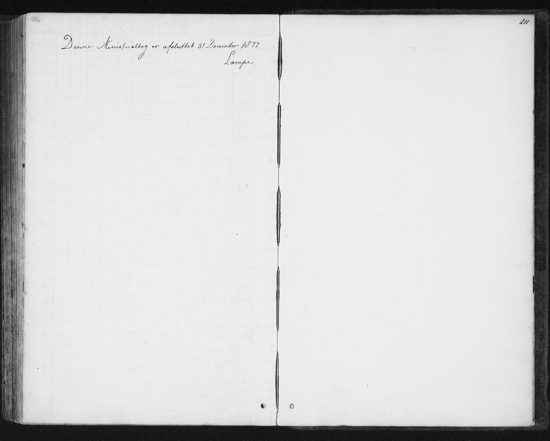 SAT, Ministerialprotokoller, klokkerbøker og fødselsregistre - Nord-Trøndelag, 788/L0696: Ministerialbok nr. 788A03, 1863-1877, s. 211