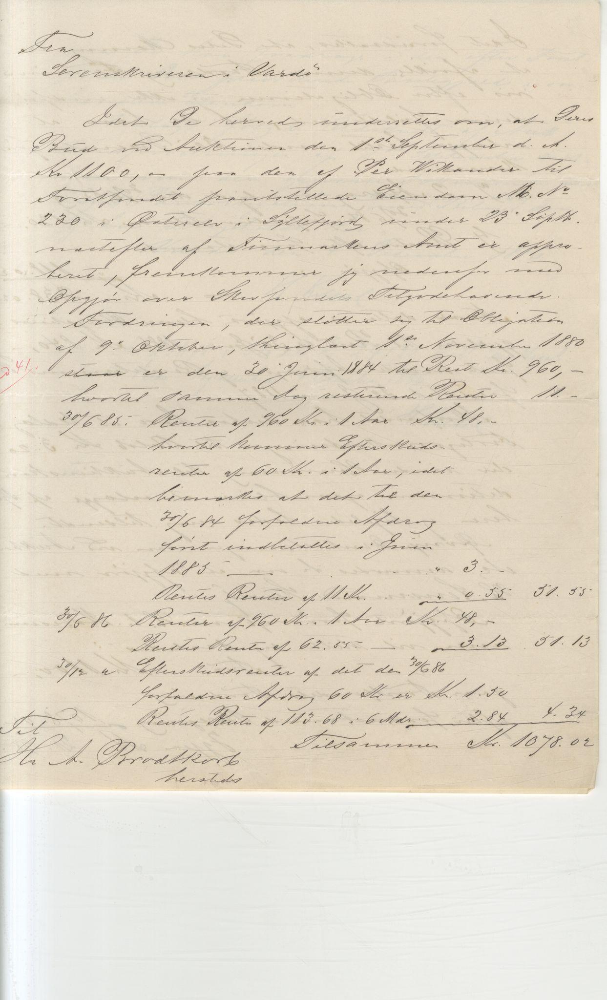 VAMU, Brodtkorb handel A/S, Q/Qb/L0003: Faste eiendommer i Vardø Herred, 1862-1939, s. 180