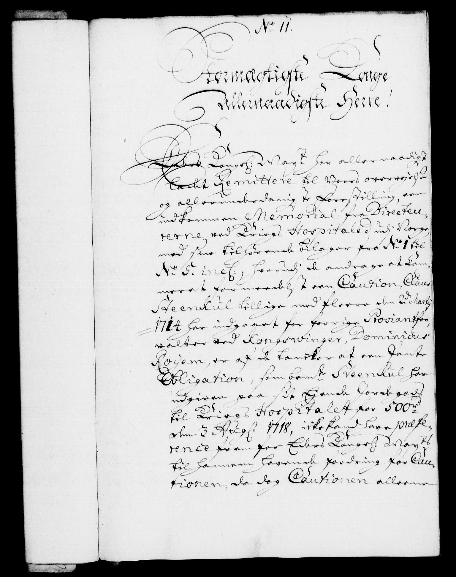 RA, Rentekammeret, Kammerkanselliet, G/Gf/Gfa/L0008: Norsk relasjons- og resolusjonsprotokoll (merket RK 52.8), 1725, s. 71