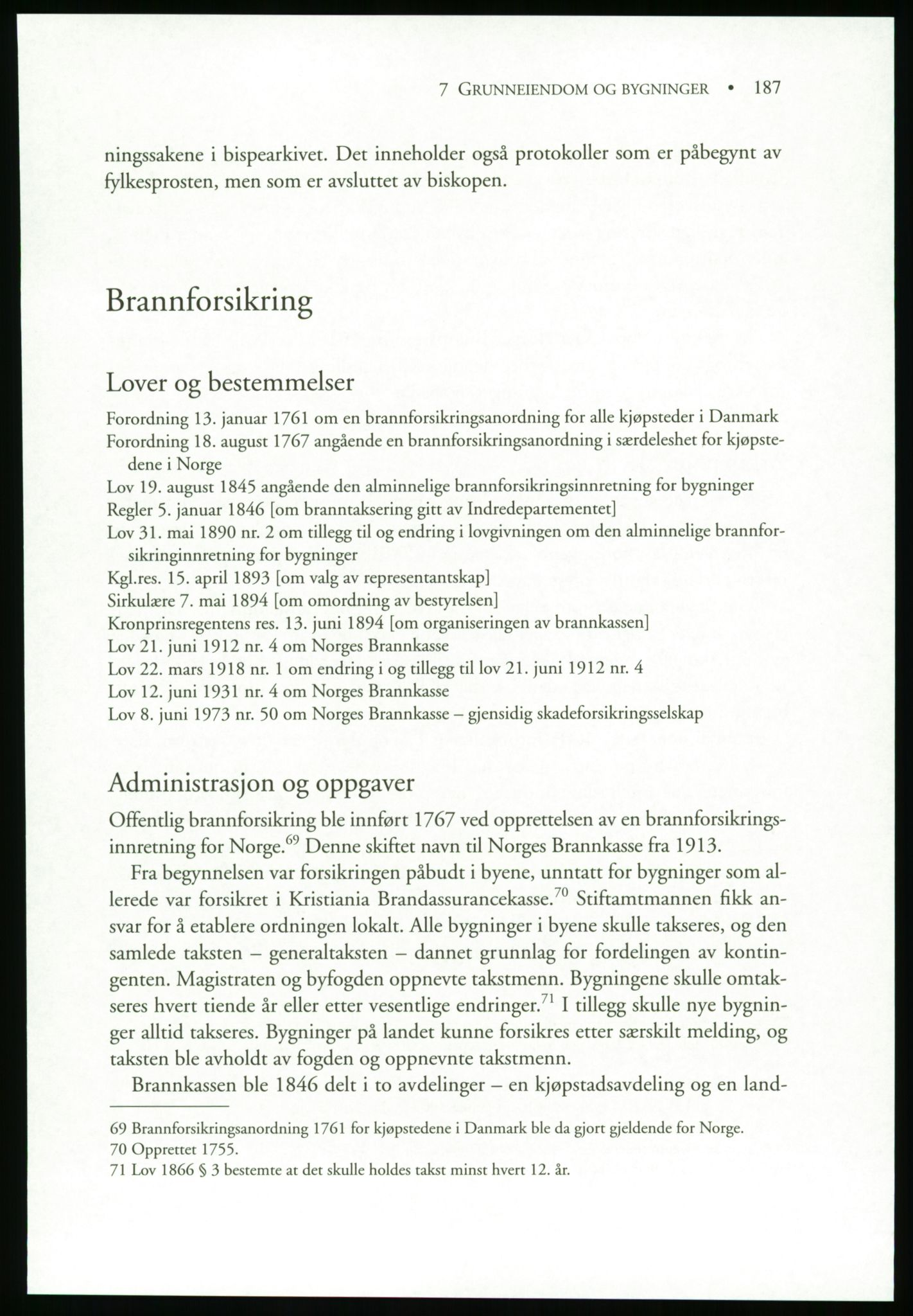PUBL, Publikasjoner utgitt av Arkivverket, -/19: Liv Mykland: Håndbok for brukere av statsarkivene (2005), 2005, s. 187