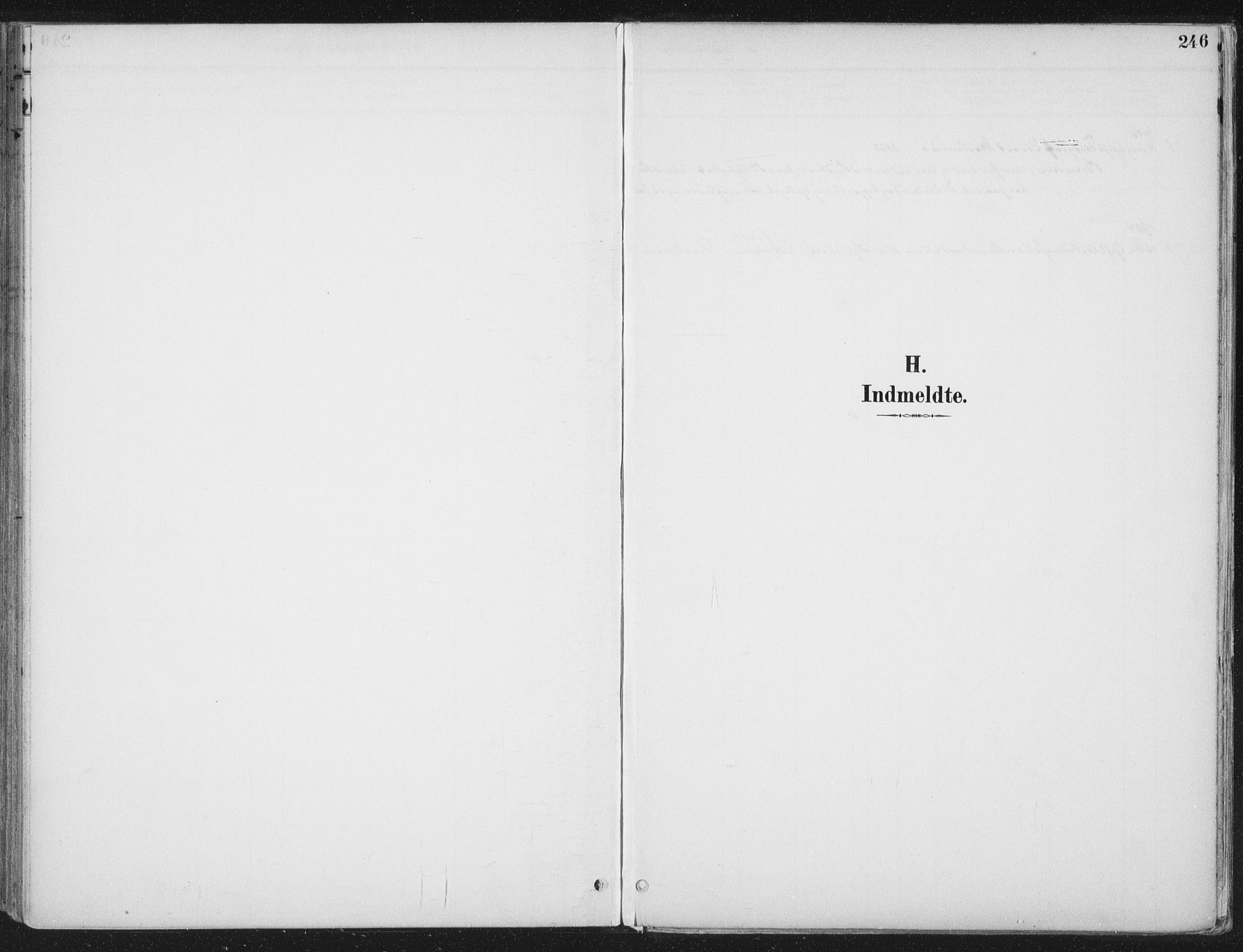 SAT, Ministerialprotokoller, klokkerbøker og fødselsregistre - Nord-Trøndelag, 709/L0082: Ministerialbok nr. 709A22, 1896-1916, s. 246