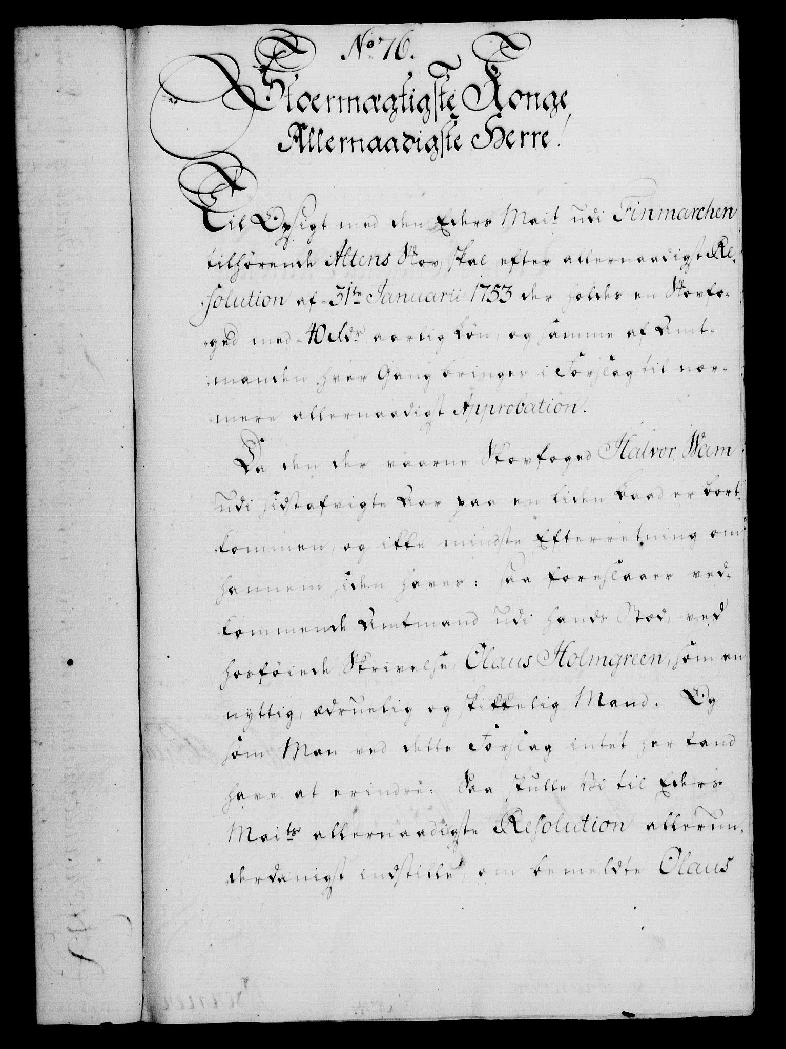 RA, Rentekammeret, Kammerkanselliet, G/Gf/Gfa/L0052: Norsk relasjons- og resolusjonsprotokoll (merket RK 52.52), 1770, s. 337
