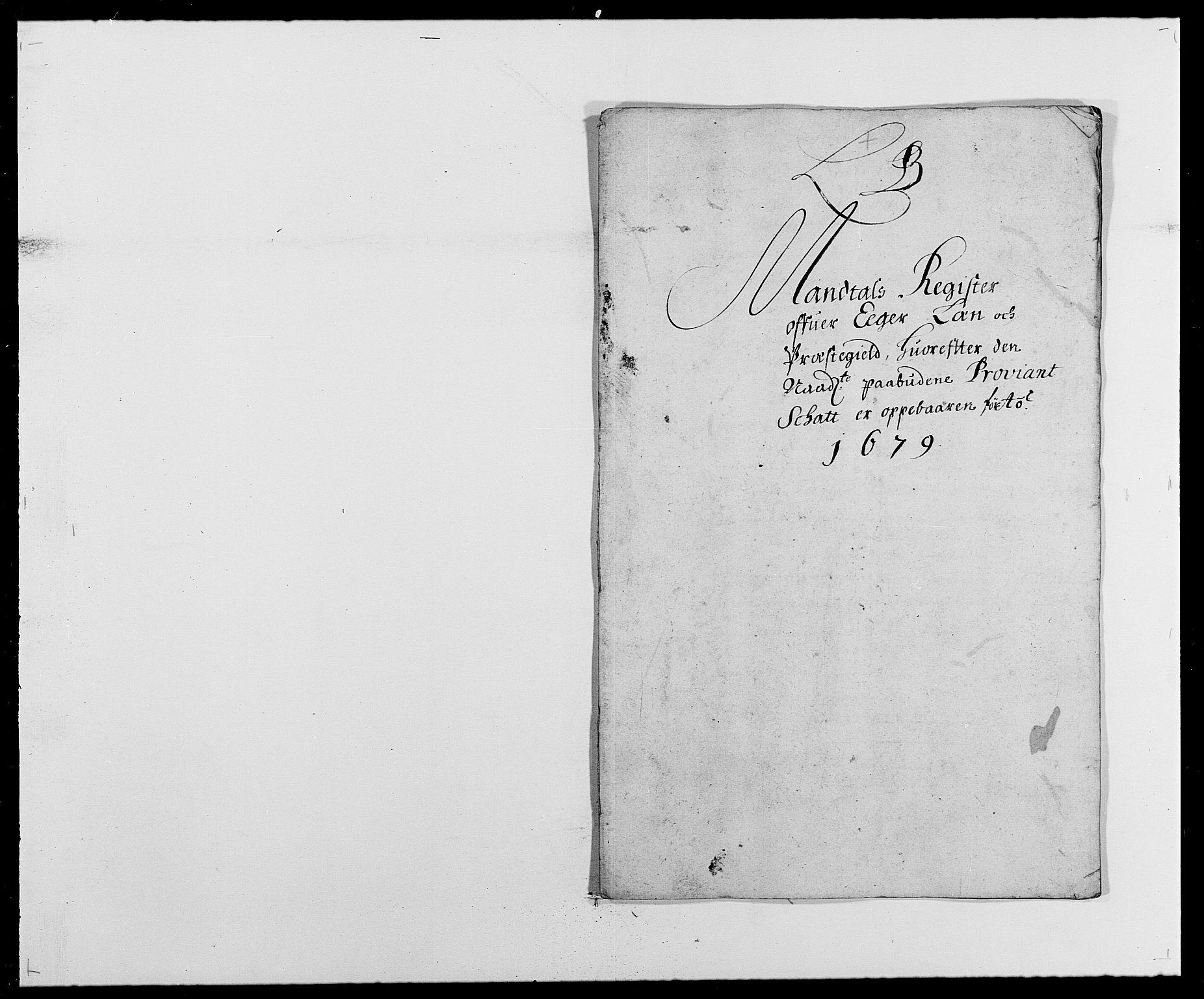 RA, Rentekammeret inntil 1814, Reviderte regnskaper, Fogderegnskap, R26/L1684: Fogderegnskap Eiker, 1679-1686, s. 49
