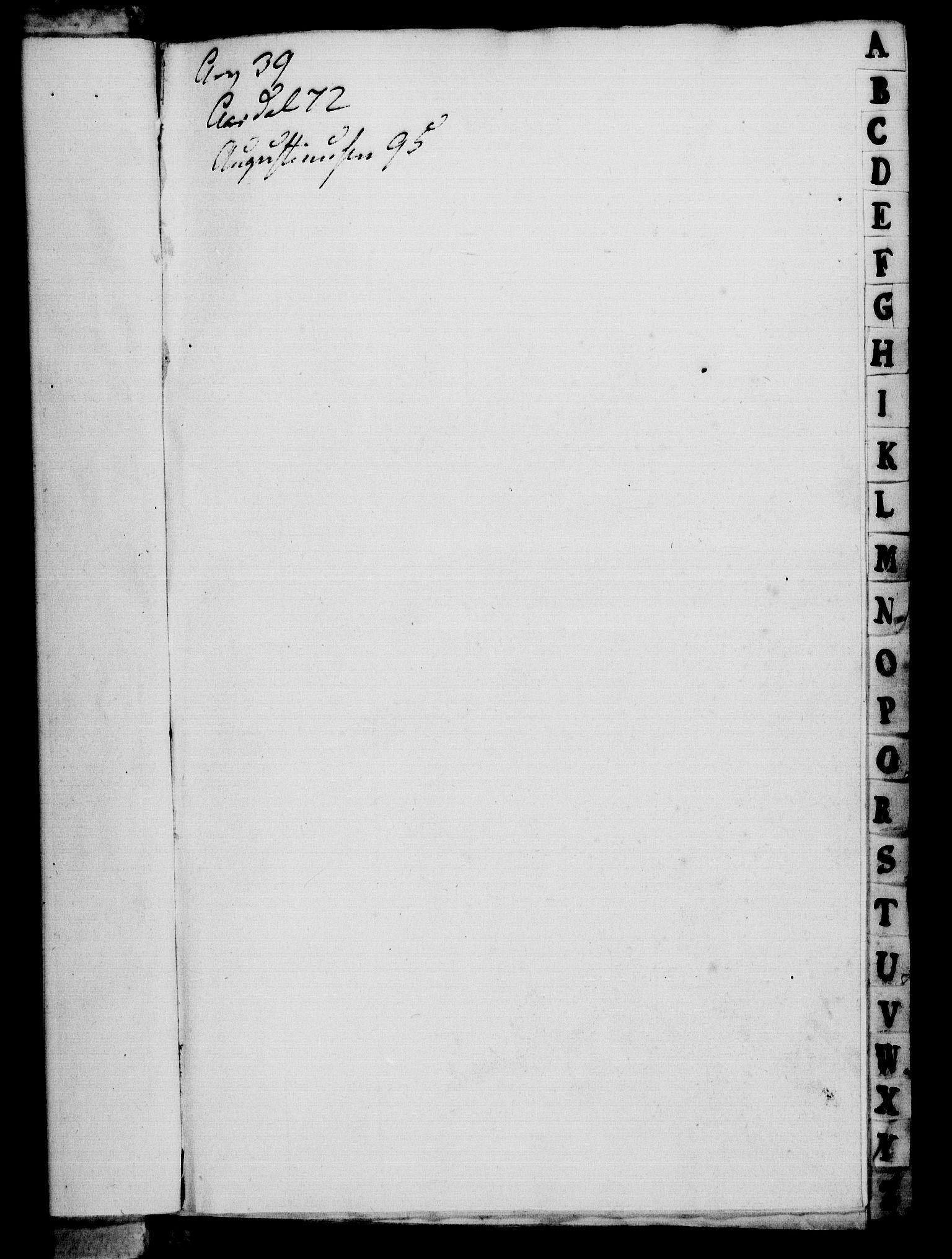 RA, Rentekammeret, Kammerkanselliet, G/Gf/Gfa/L0034: Norsk relasjons- og resolusjonsprotokoll (merket RK 52.34), 1752, s. 3