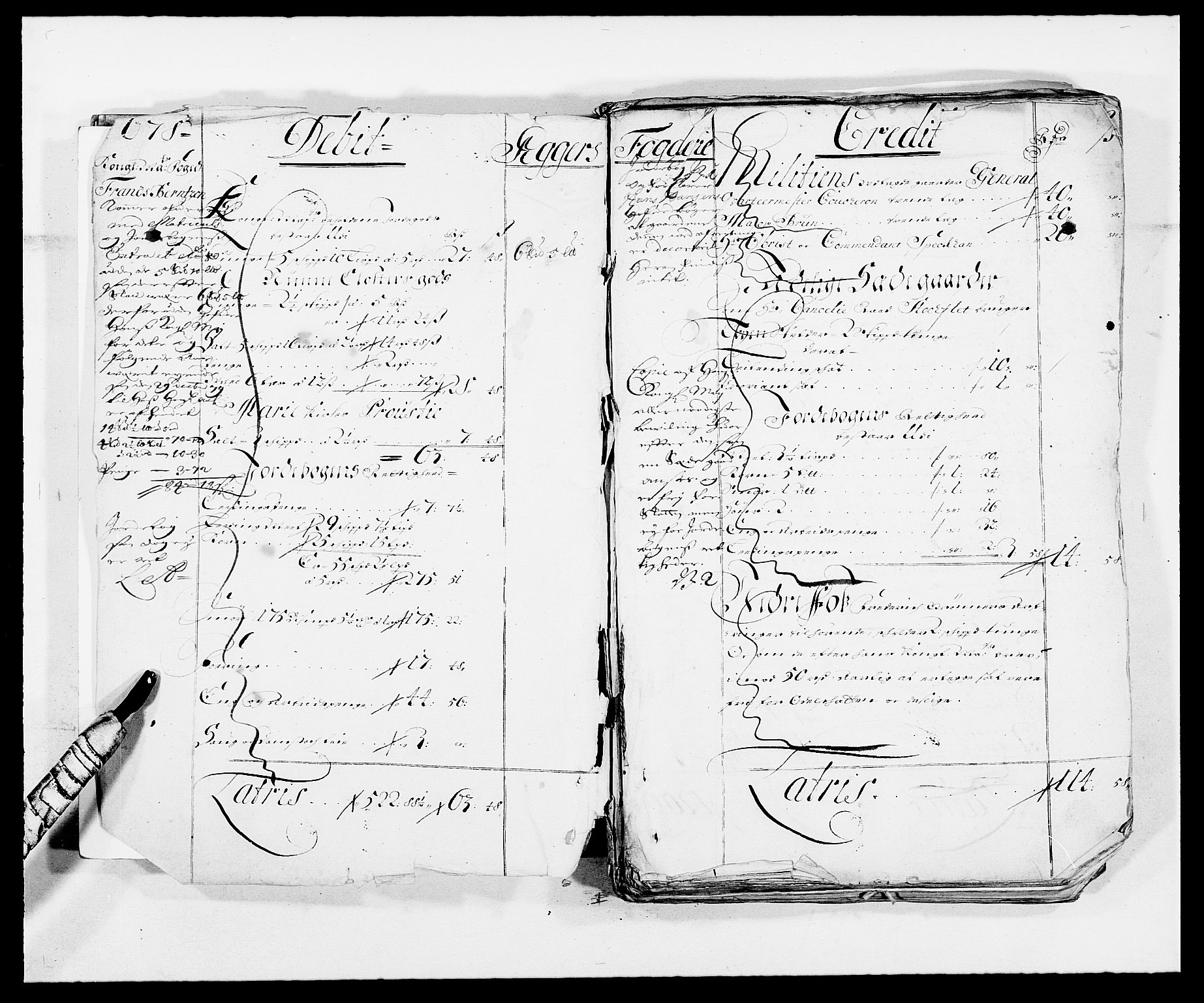 RA, Rentekammeret inntil 1814, Reviderte regnskaper, Fogderegnskap, R08/L0416: Fogderegnskap Aker, 1678-1681, s. 3