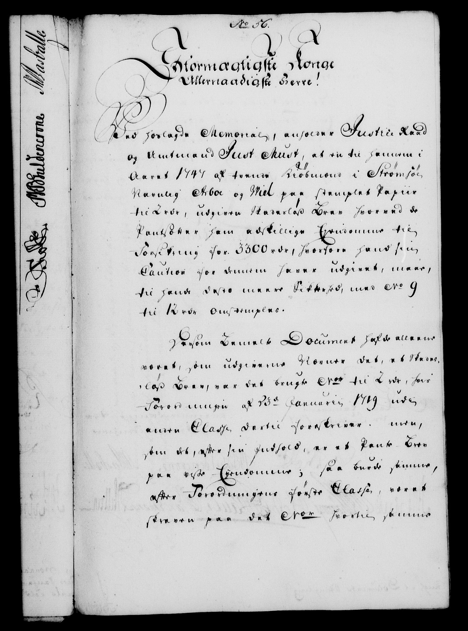 RA, Rentekammeret, Kammerkanselliet, G/Gf/Gfa/L0033: Norsk relasjons- og resolusjonsprotokoll (merket RK 52.33), 1751, s. 295