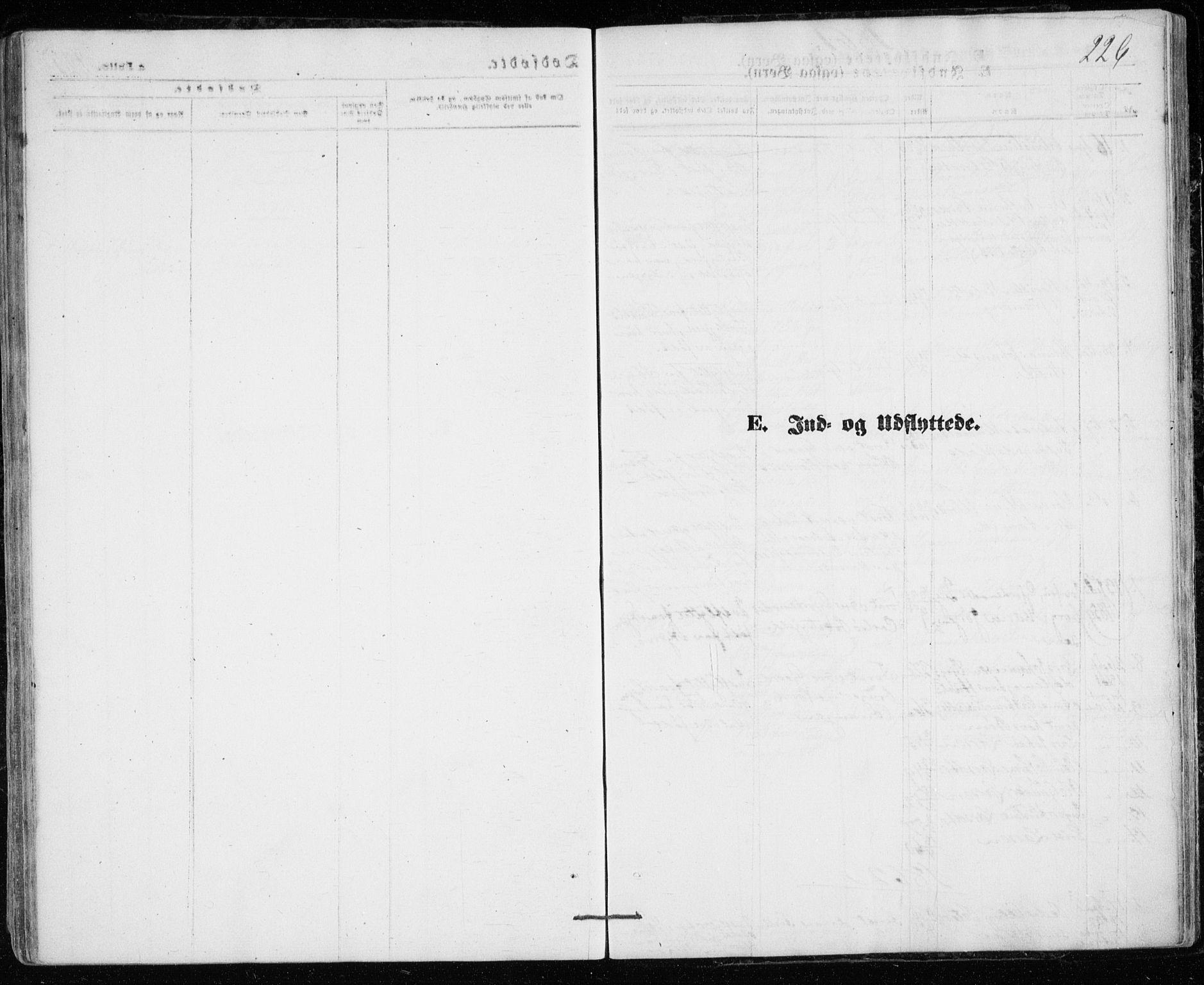 SATØ, Karlsøy sokneprestembete, H/Ha/Haa/L0004kirke: Ministerialbok nr. 4, 1861-1871, s. 226