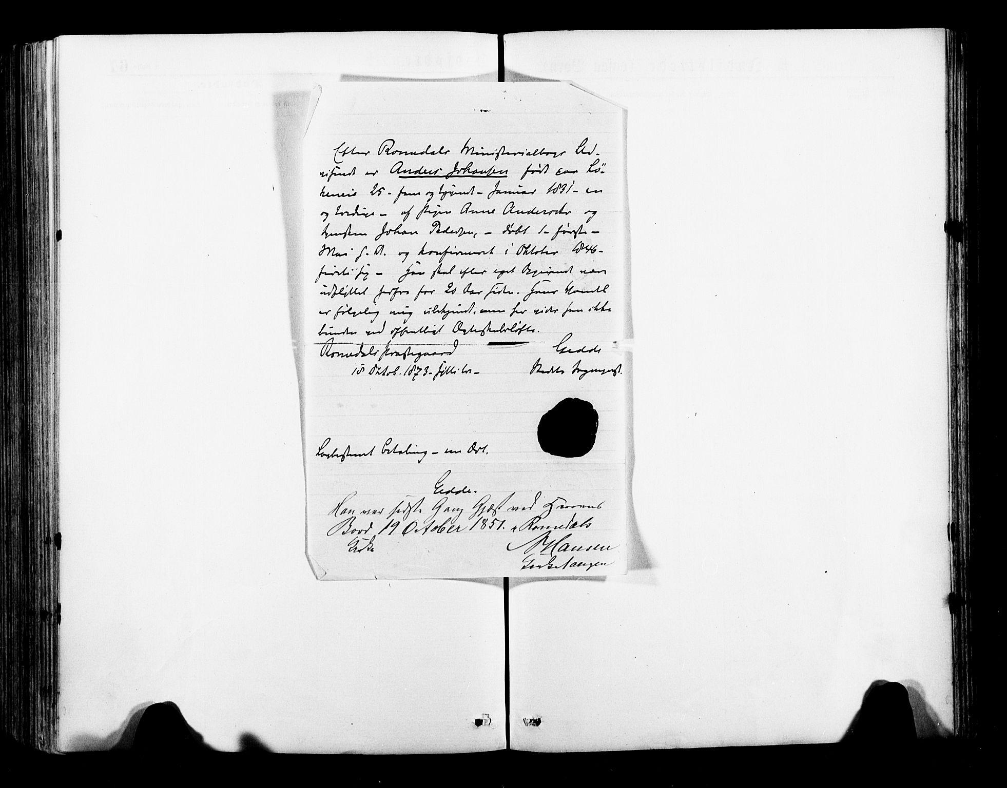 SAT, Ministerialprotokoller, klokkerbøker og fødselsregistre - Nord-Trøndelag, 735/L0348: Ministerialbok nr. 735A09 /1, 1873-1883