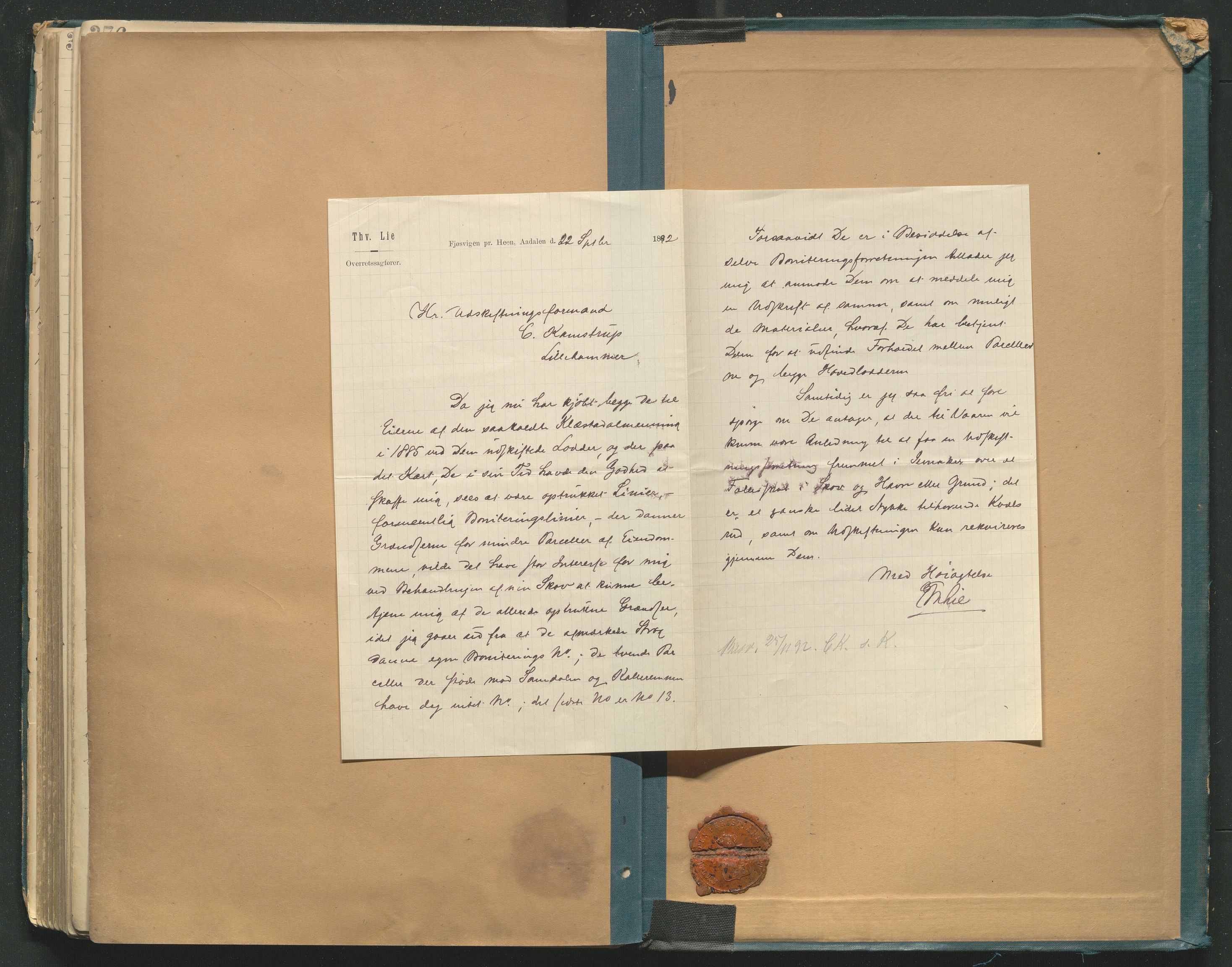 SAH, Utskiftningsformannen i Oppland fylke, H/Hc/Hcg/L0002: Forhandlingsprotokoller , 1882-1889
