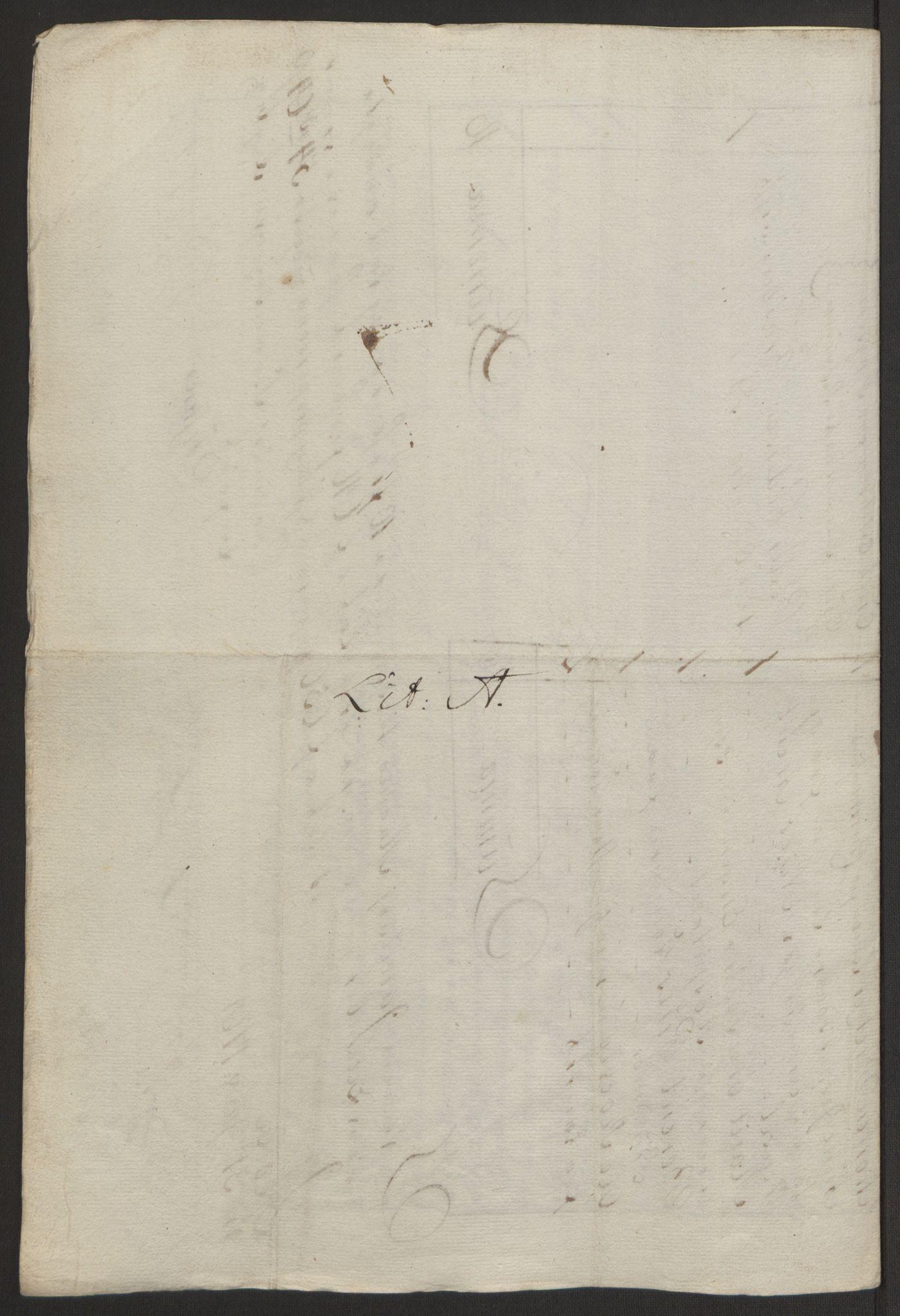 RA, Rentekammeret inntil 1814, Reviderte regnskaper, Byregnskaper, R/Rq/L0487: [Q1] Kontribusjonsregnskap, 1762-1772, s. 74