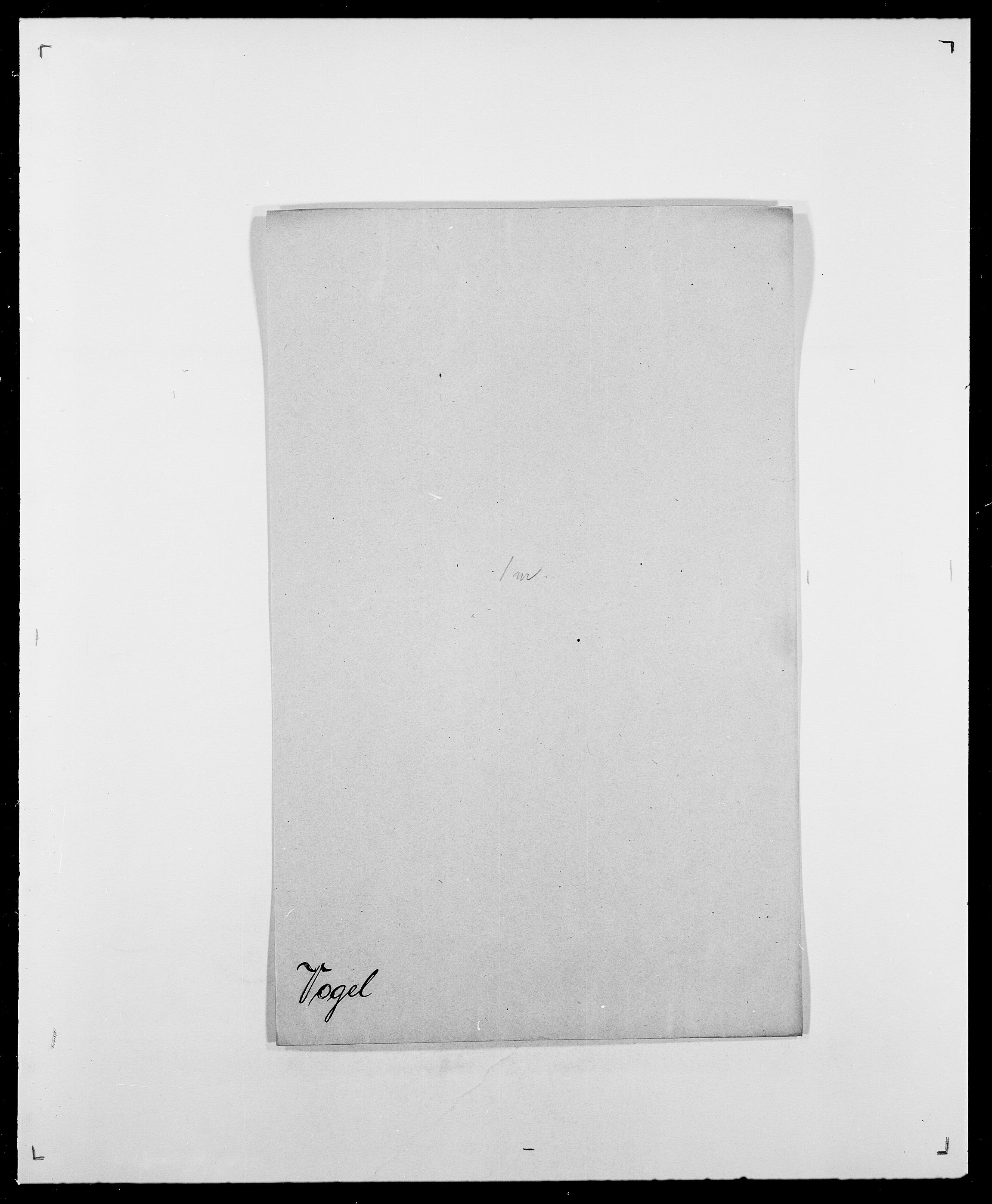 SAO, Delgobe, Charles Antoine - samling, D/Da/L0042: Vilain - Wulf, Wulff, se også Wolf, s. 537