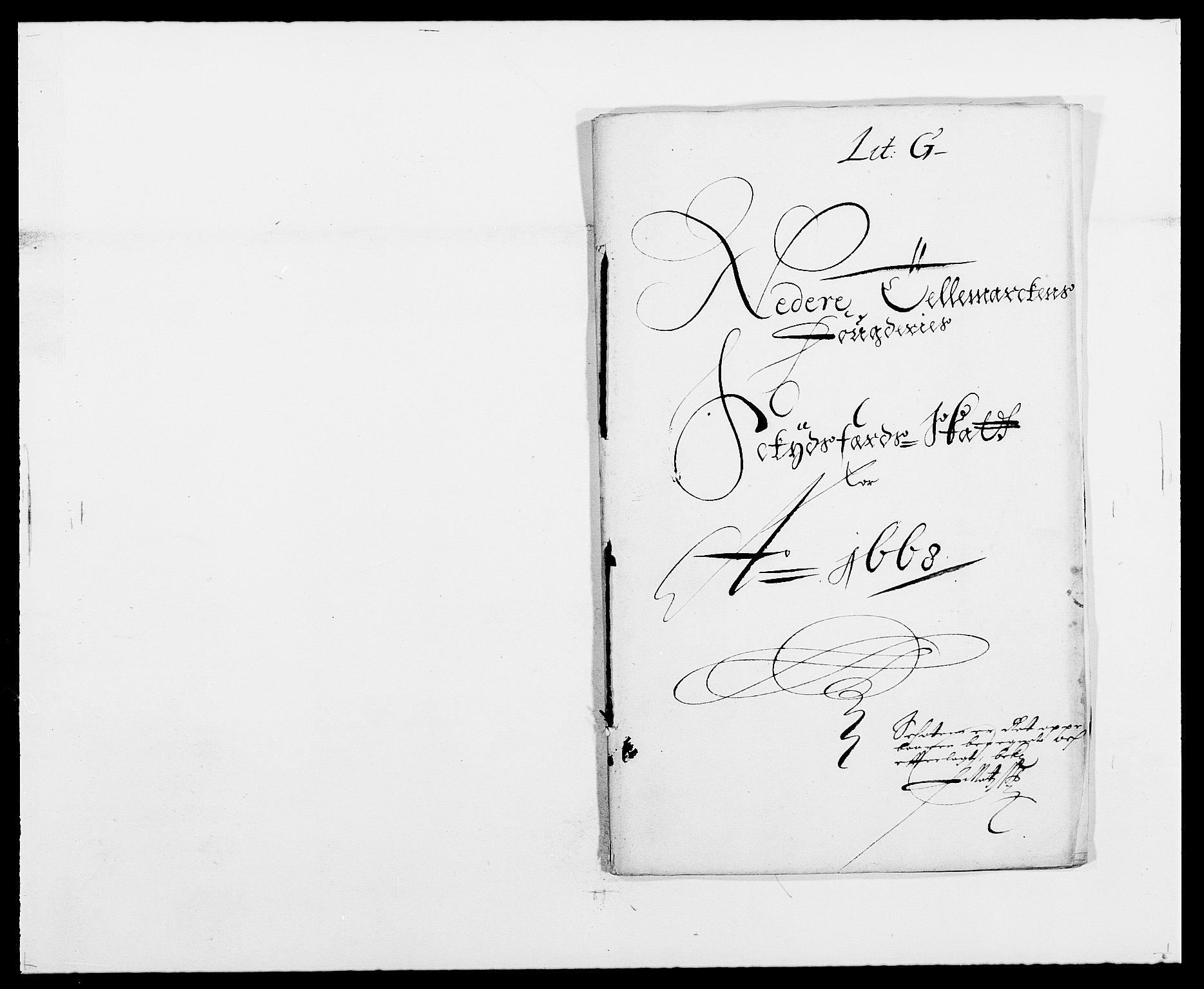 RA, Rentekammeret inntil 1814, Reviderte regnskaper, Fogderegnskap, R35/L2058: Fogderegnskap Øvre og Nedre Telemark, 1668-1670, s. 136