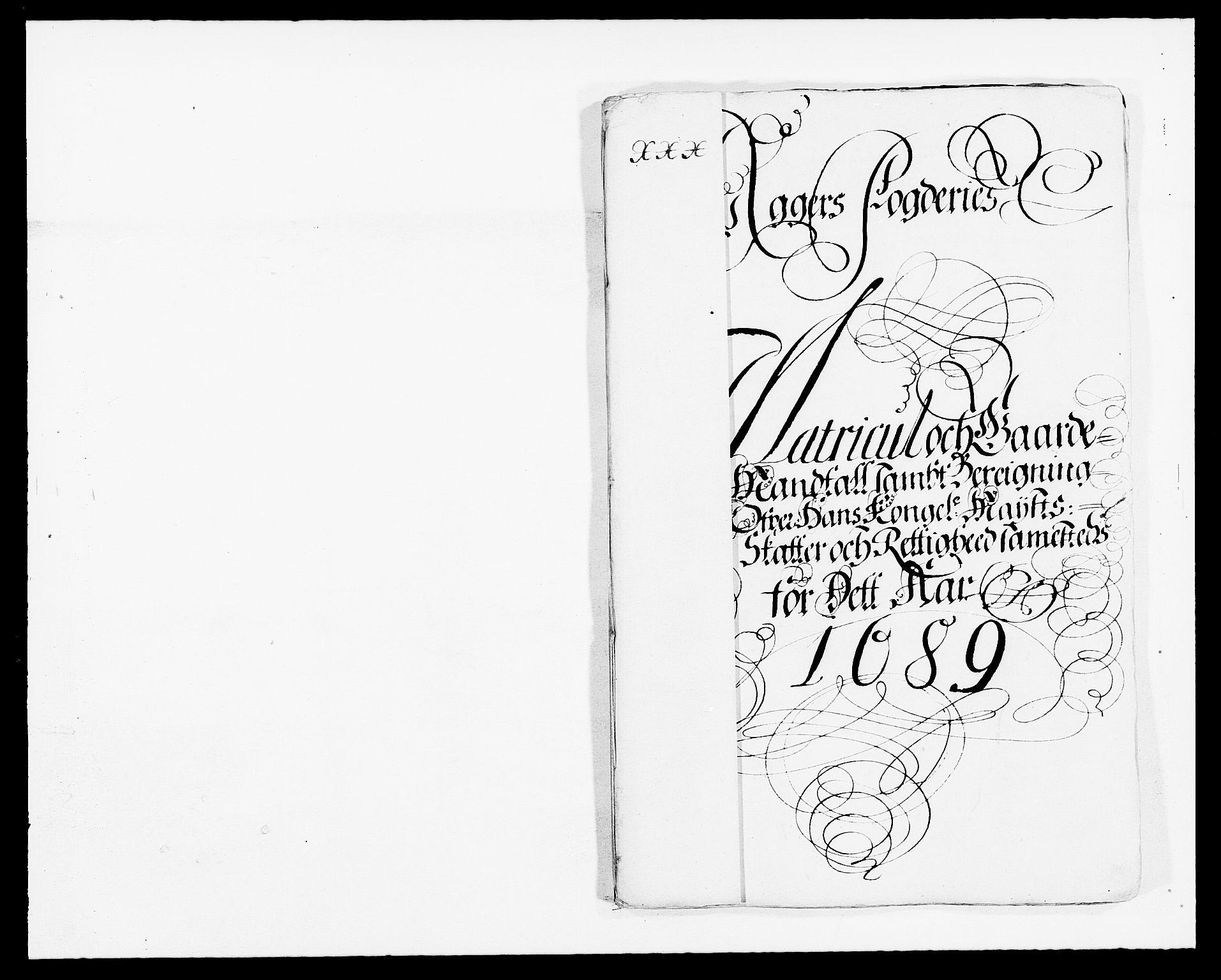 RA, Rentekammeret inntil 1814, Reviderte regnskaper, Fogderegnskap, R08/L0423: Fogderegnskap Aker, 1687-1689, s. 59