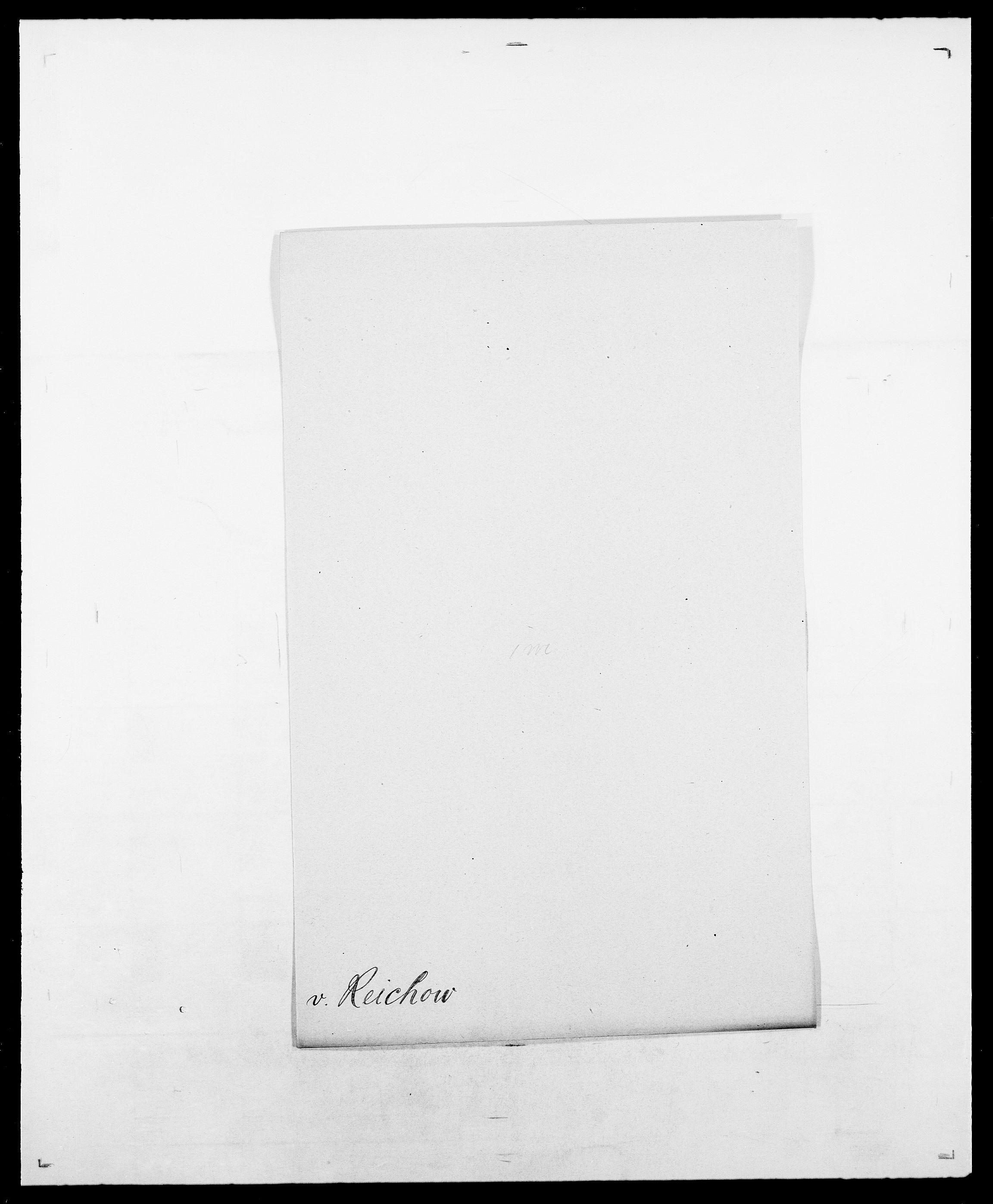 SAO, Delgobe, Charles Antoine - samling, D/Da/L0032: Rabakovsky - Rivertz, s. 293