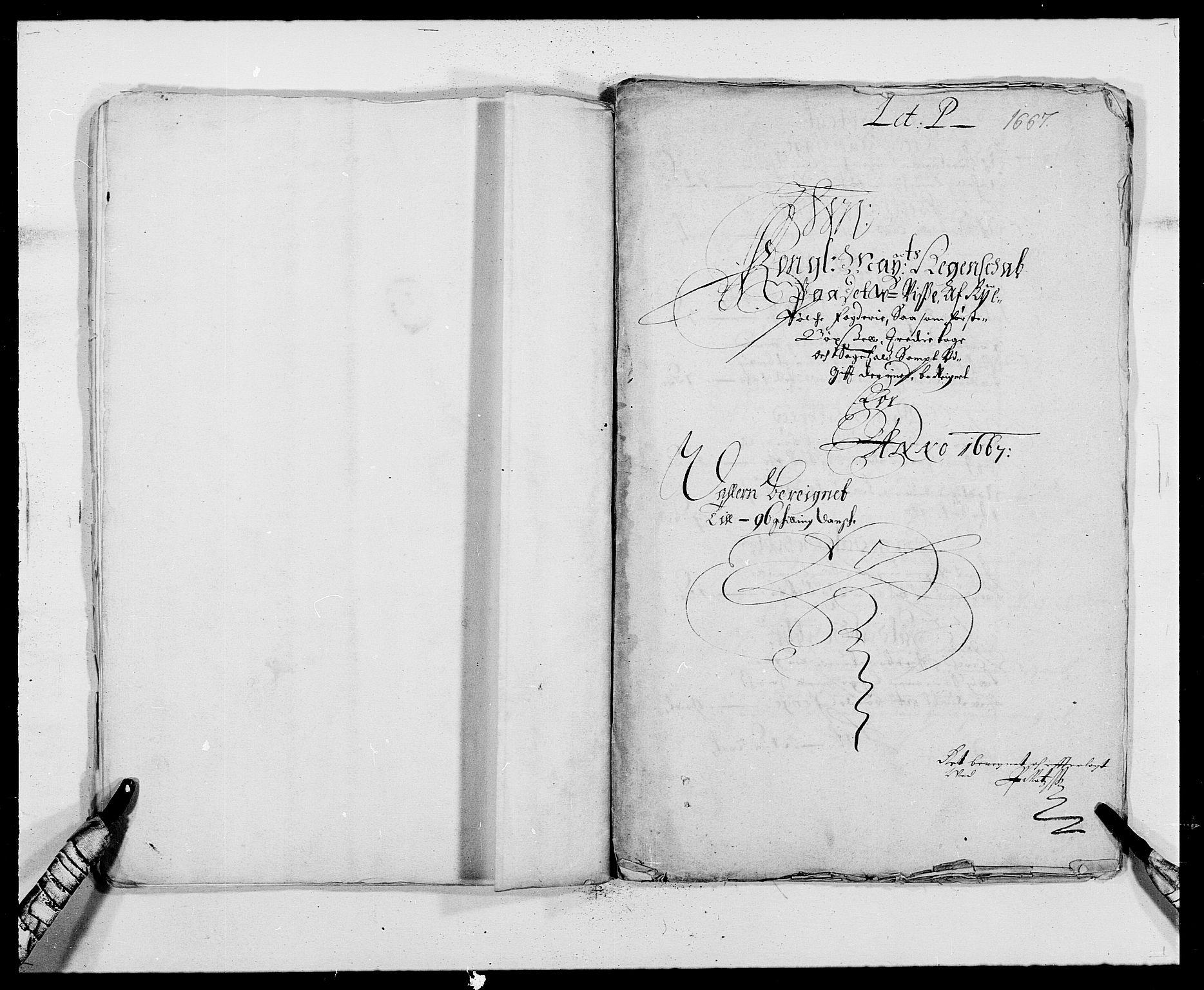 RA, Rentekammeret inntil 1814, Reviderte regnskaper, Fogderegnskap, R47/L2841: Fogderegnskap Ryfylke, 1665-1669, s. 128