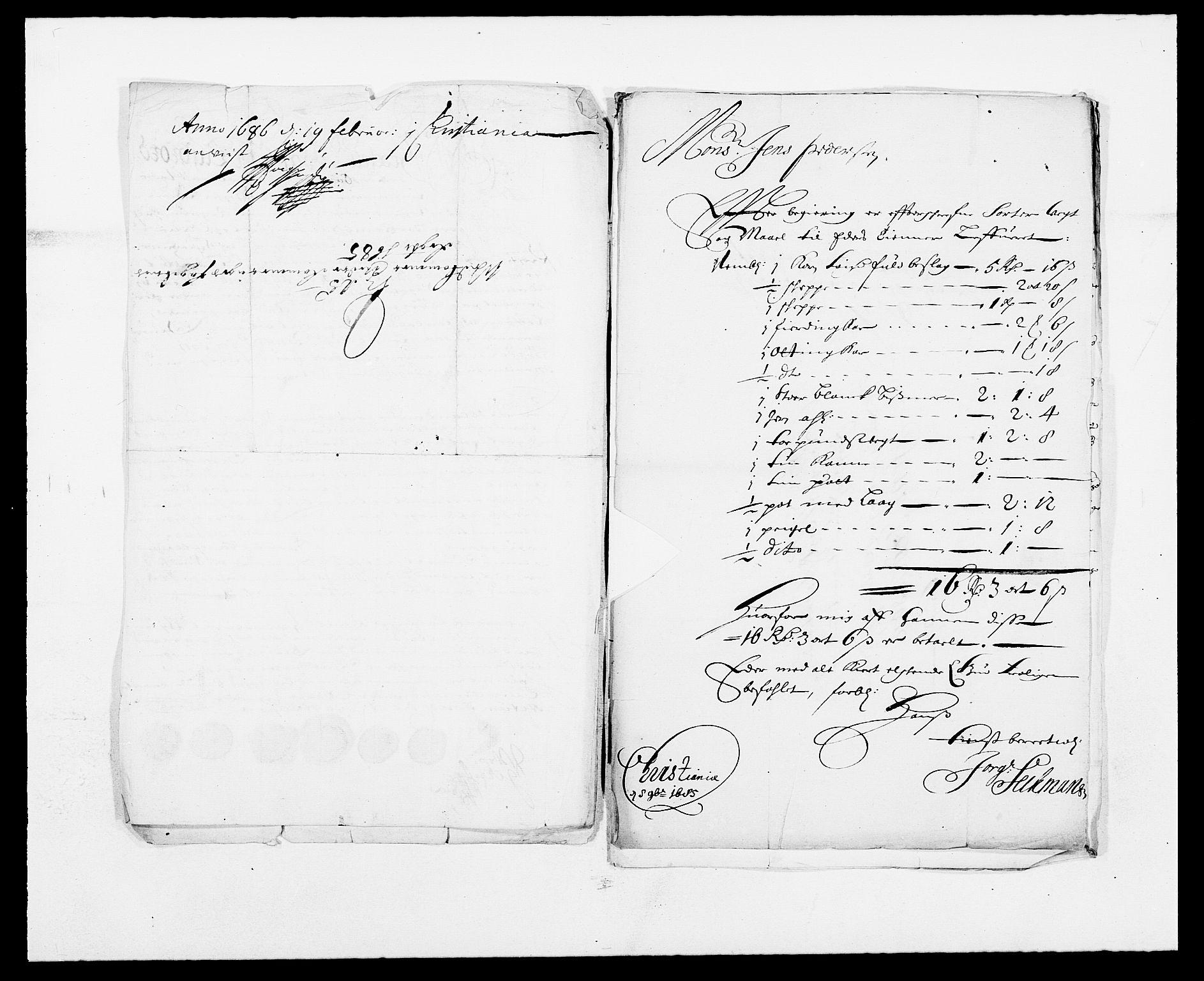 RA, Rentekammeret inntil 1814, Reviderte regnskaper, Fogderegnskap, R11/L0571: Fogderegnskap Nedre Romerike, 1683-1685, s. 607
