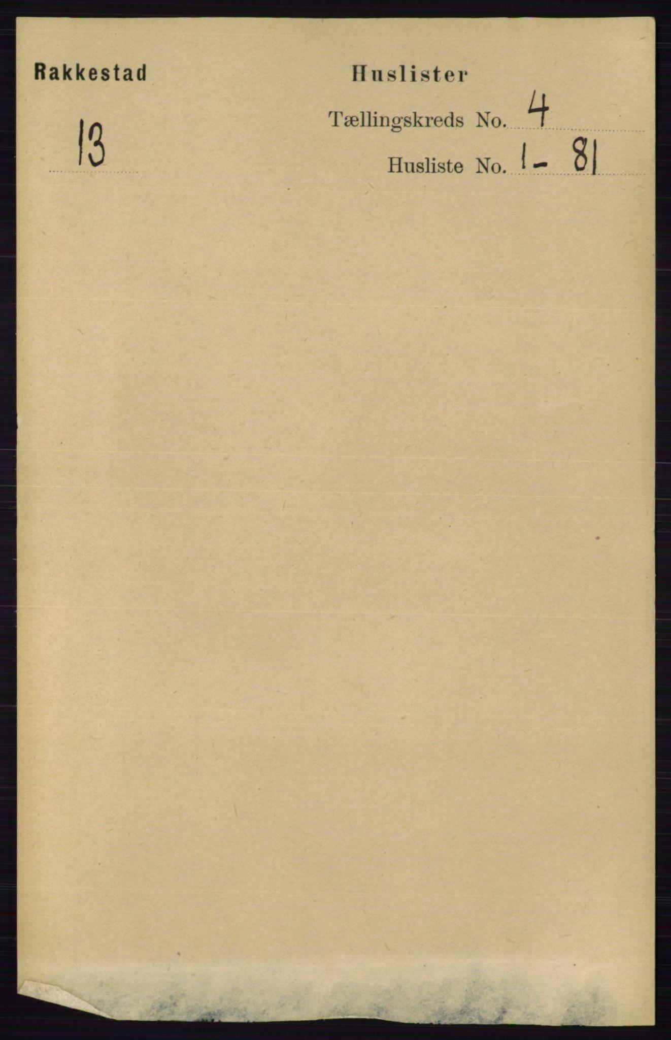 RA, Folketelling 1891 for 0128 Rakkestad herred, 1891, s. 1687