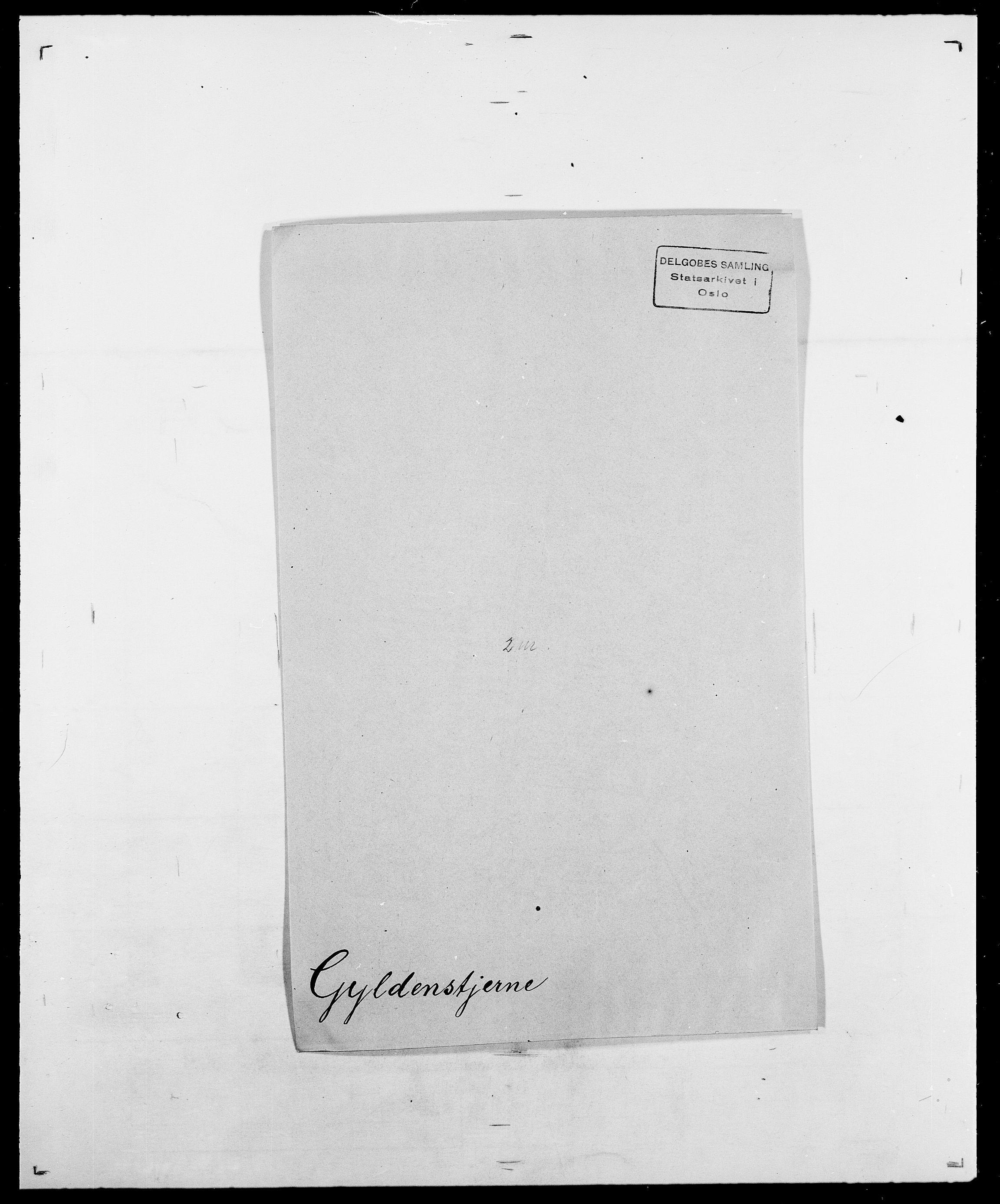 SAO, Delgobe, Charles Antoine - samling, D/Da/L0015: Grodtshilling - Halvorsæth, s. 505