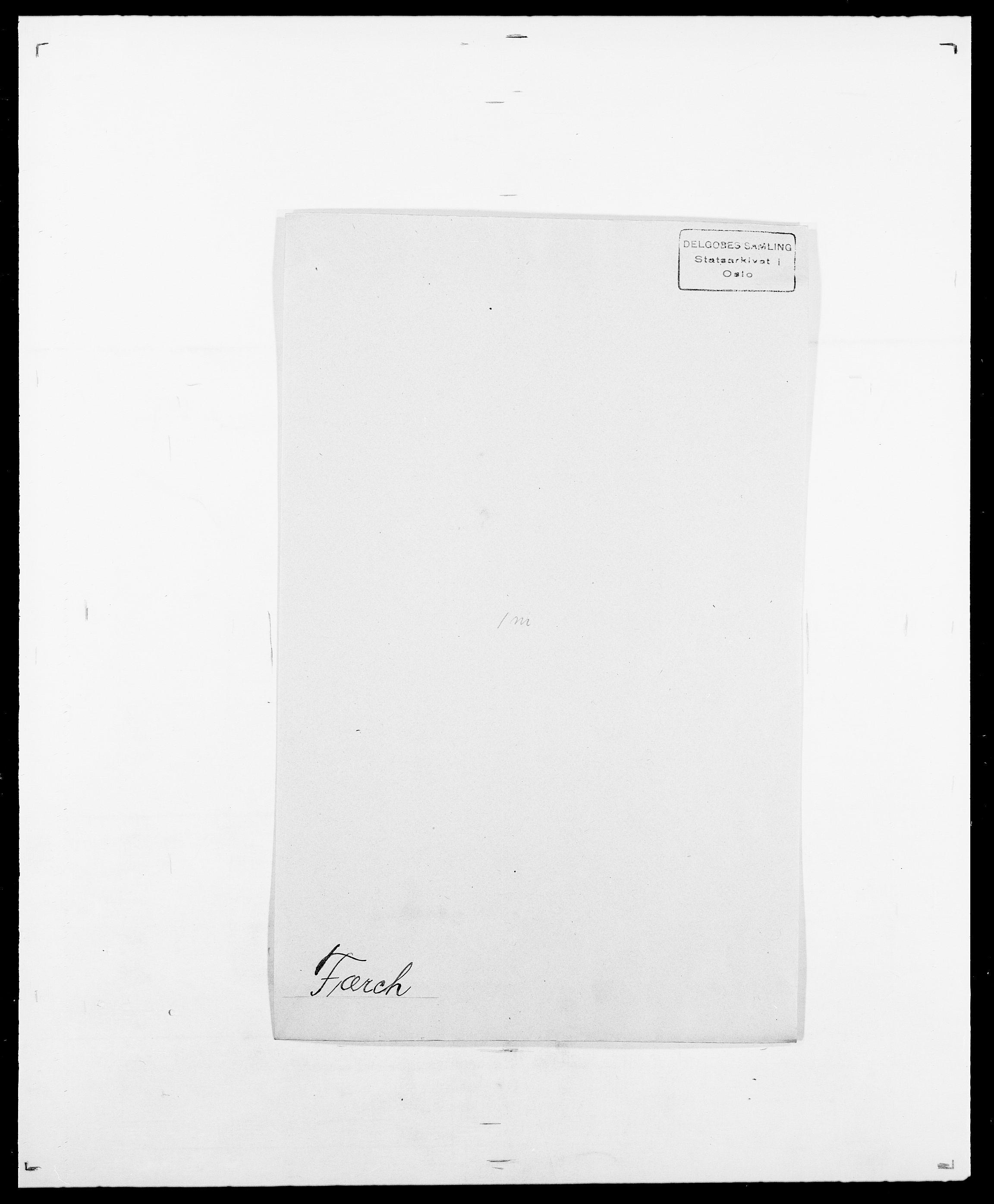 SAO, Delgobe, Charles Antoine - samling, D/Da/L0013: Forbos - Geving, s. 268