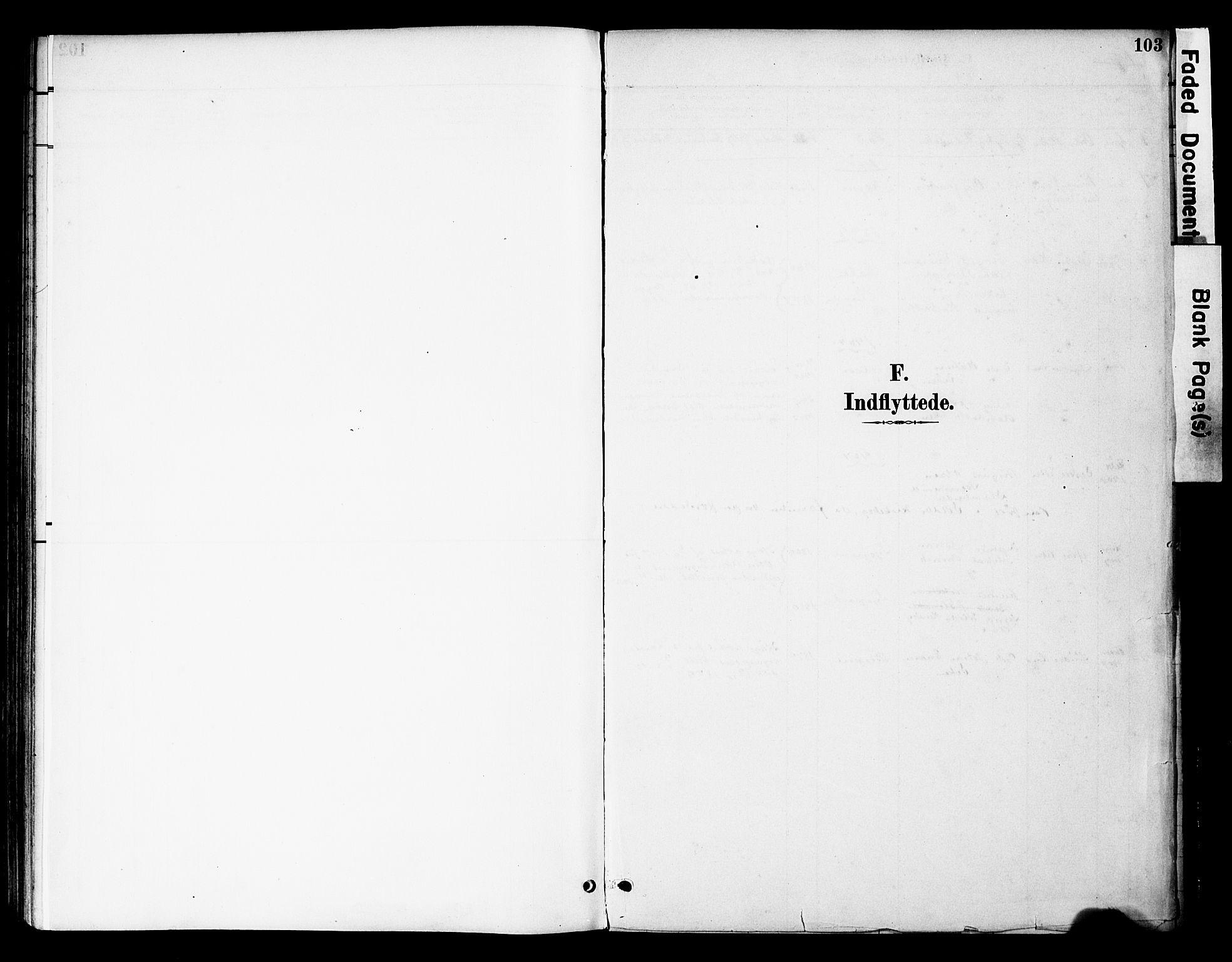 SAH, Øystre Slidre prestekontor, Ministerialbok nr. 3, 1887-1910, s. 103
