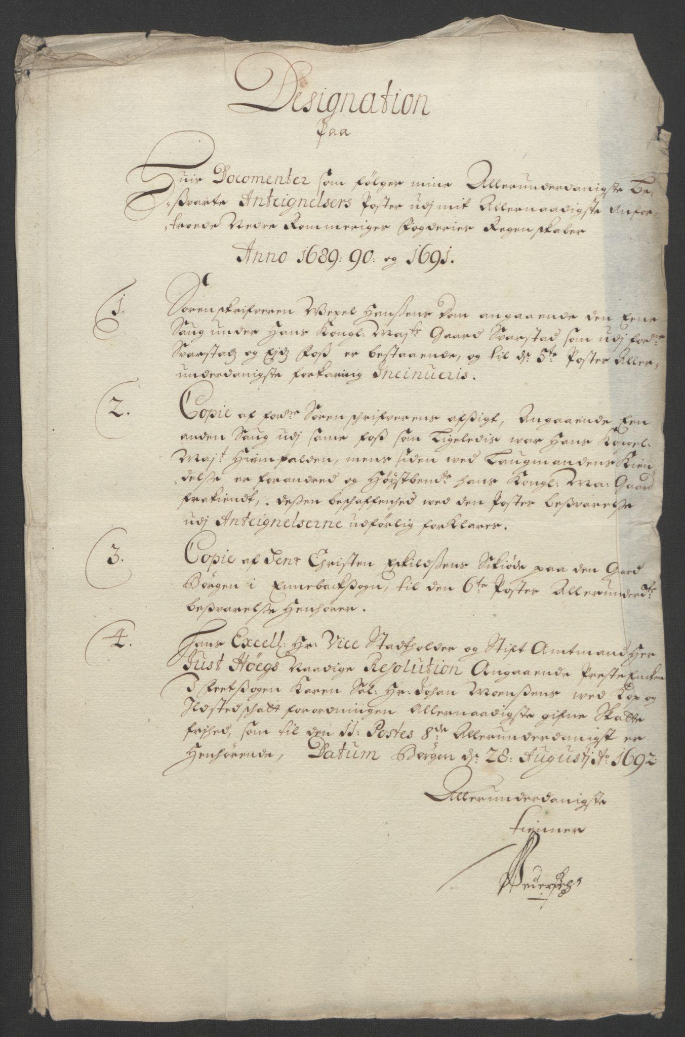 RA, Rentekammeret inntil 1814, Reviderte regnskaper, Fogderegnskap, R11/L0576: Fogderegnskap Nedre Romerike, 1682-1691, s. 228
