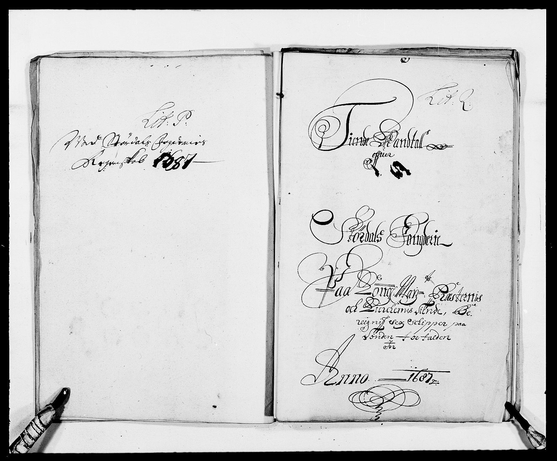 RA, Rentekammeret inntil 1814, Reviderte regnskaper, Fogderegnskap, R62/L4183: Fogderegnskap Stjørdal og Verdal, 1687-1689, s. 121