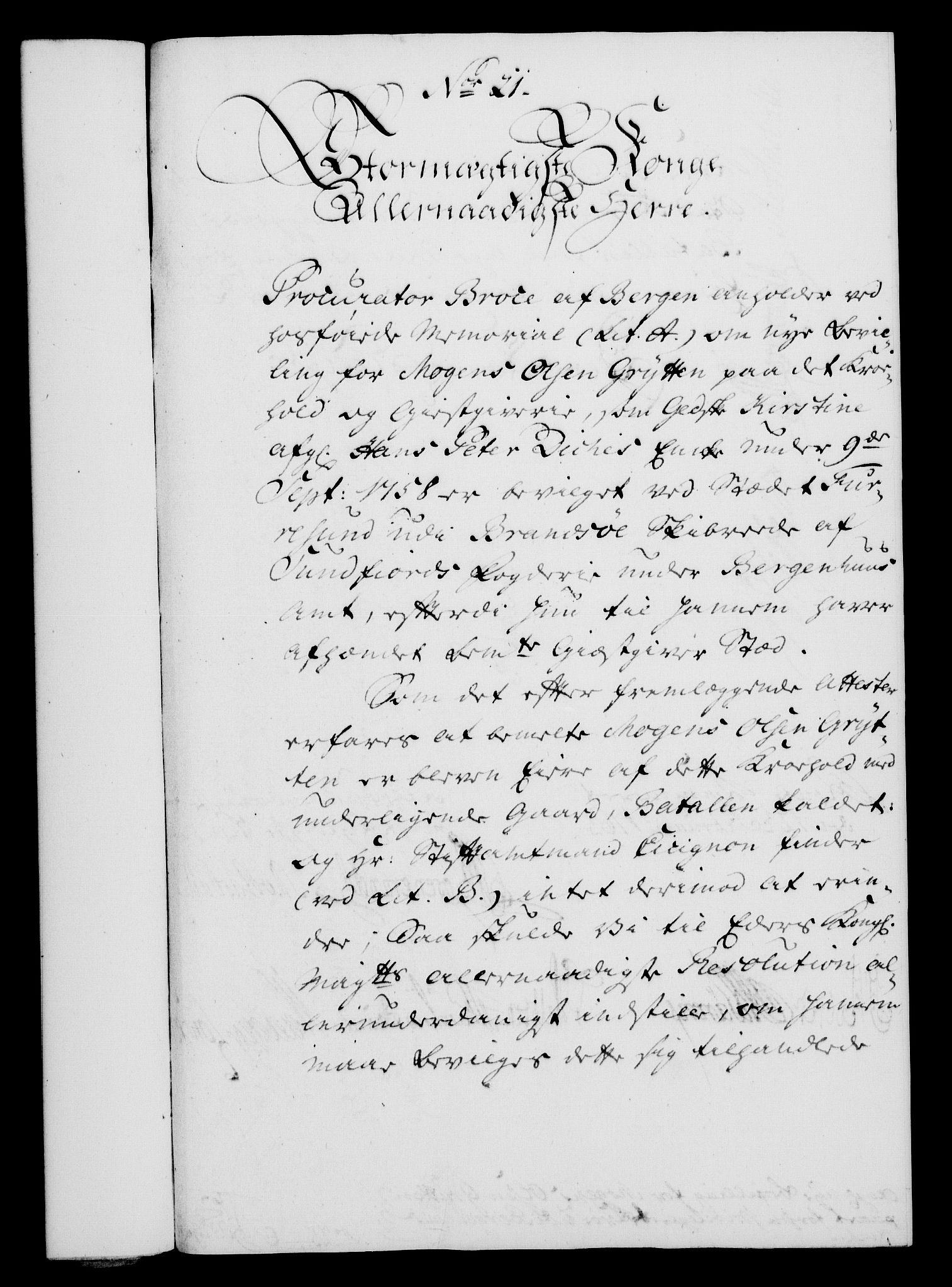 RA, Rentekammeret, Kammerkanselliet, G/Gf/Gfa/L0044: Norsk relasjons- og resolusjonsprotokoll (merket RK 52.44), 1762, s. 105