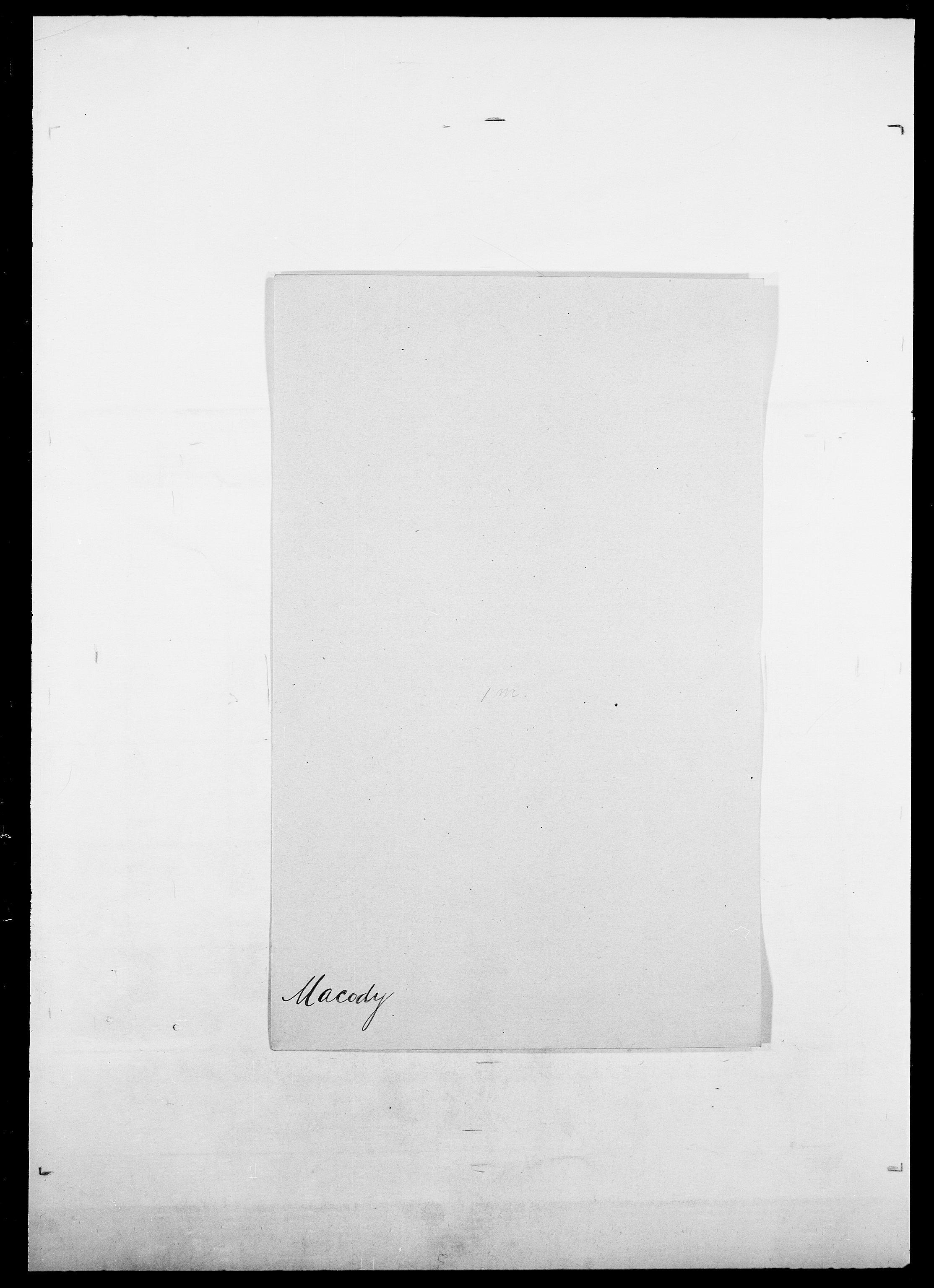 SAO, Delgobe, Charles Antoine - samling, D/Da/L0025: Løberg - Mazar, s. 192