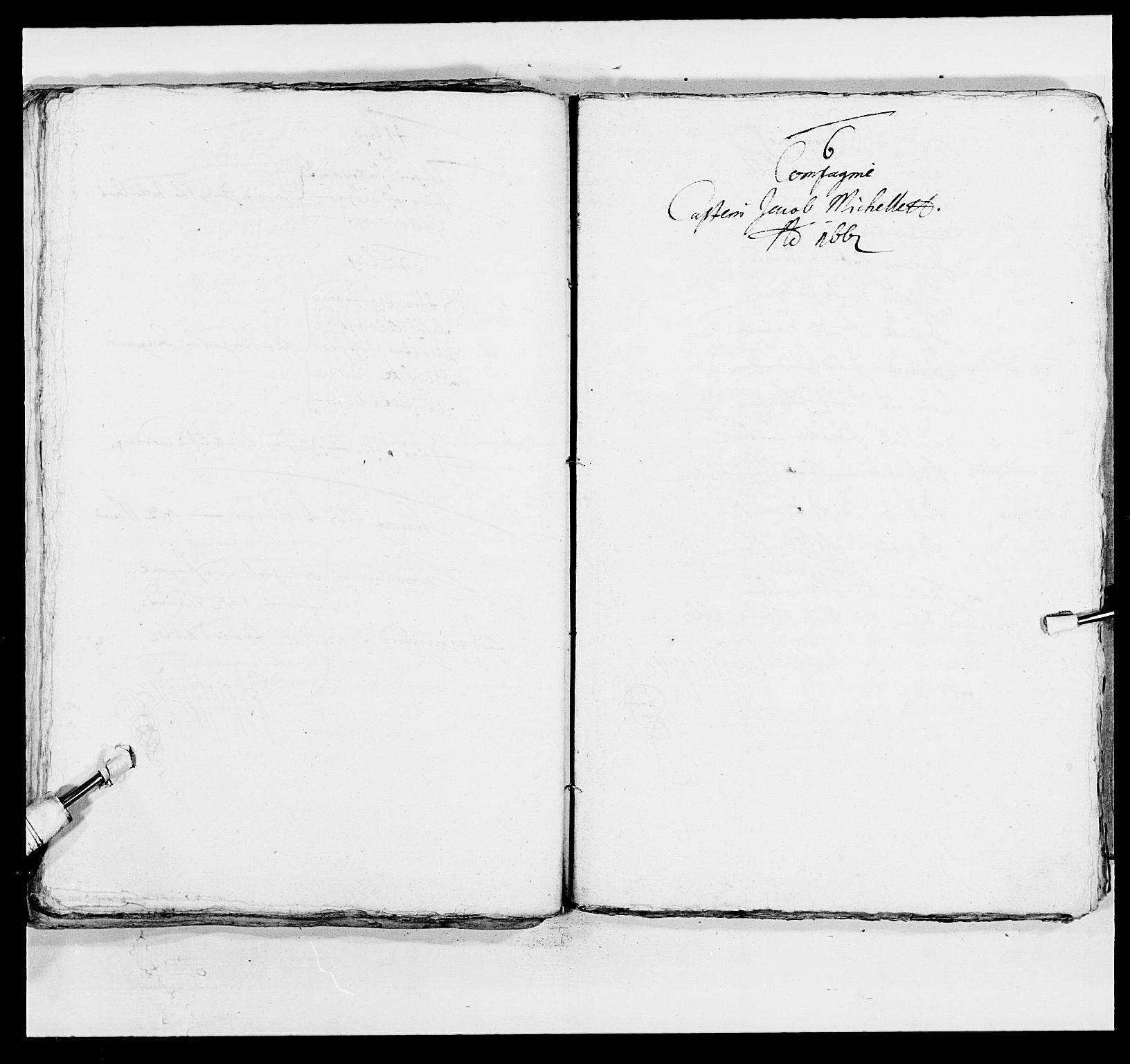 RA, Kommanderende general (KG I) med Det norske krigsdirektorium, E/Ea/L0498: Opplandske regiment, 1662-1689, s. 81