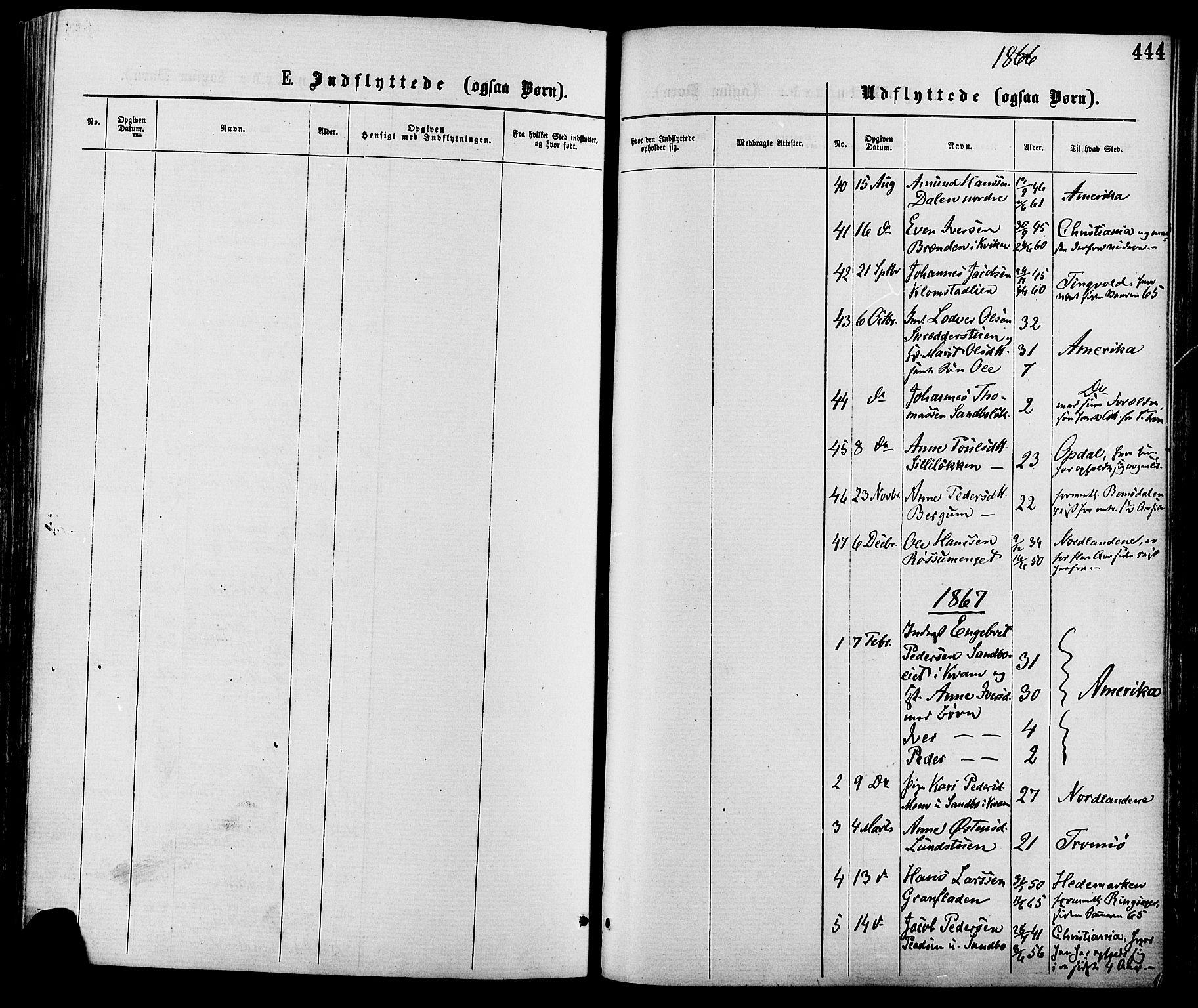 SAH, Nord-Fron prestekontor, Ministerialbok nr. 2, 1865-1883, s. 444