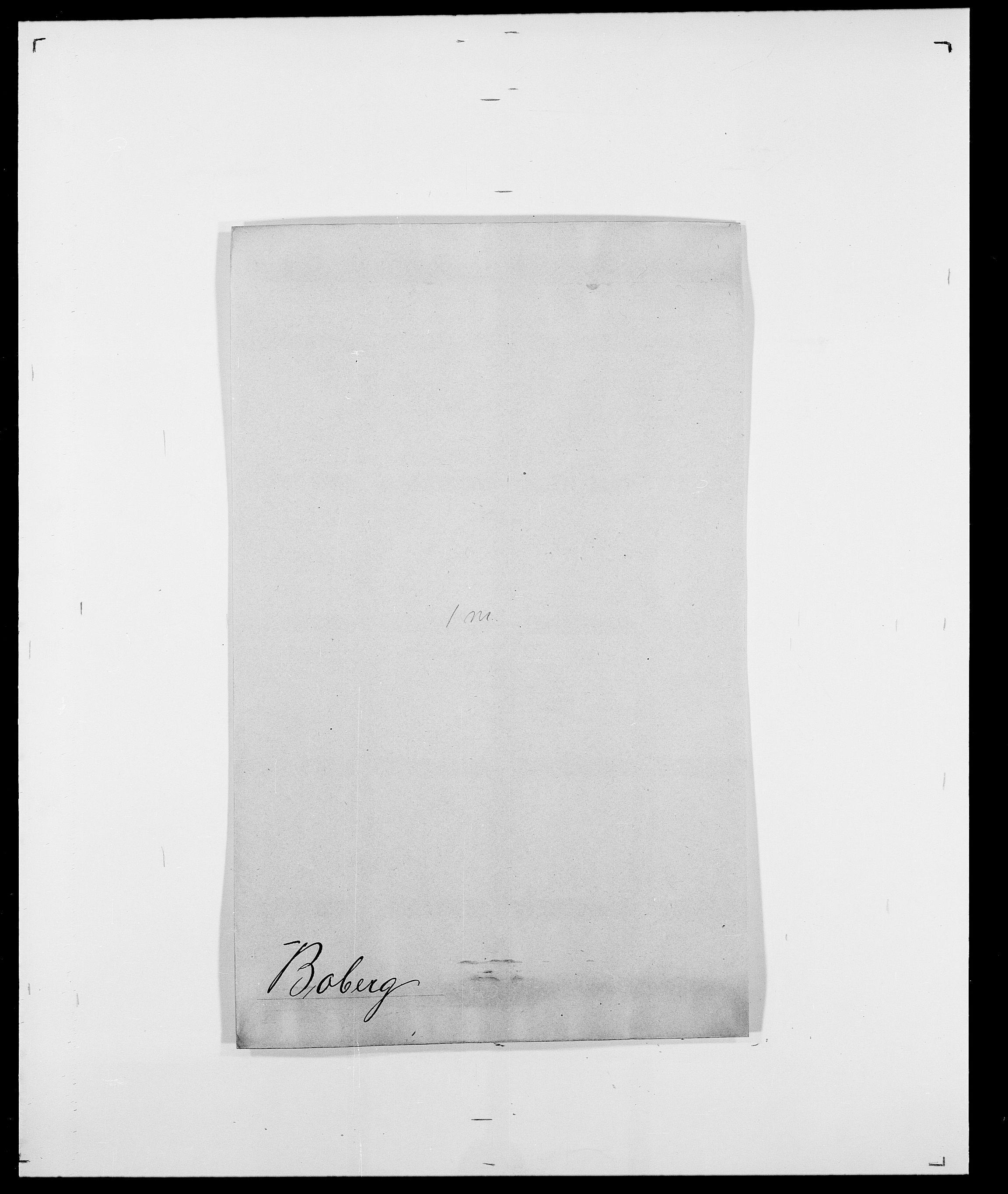 SAO, Delgobe, Charles Antoine - samling, D/Da/L0005: Boalth - Brahm, s. 4