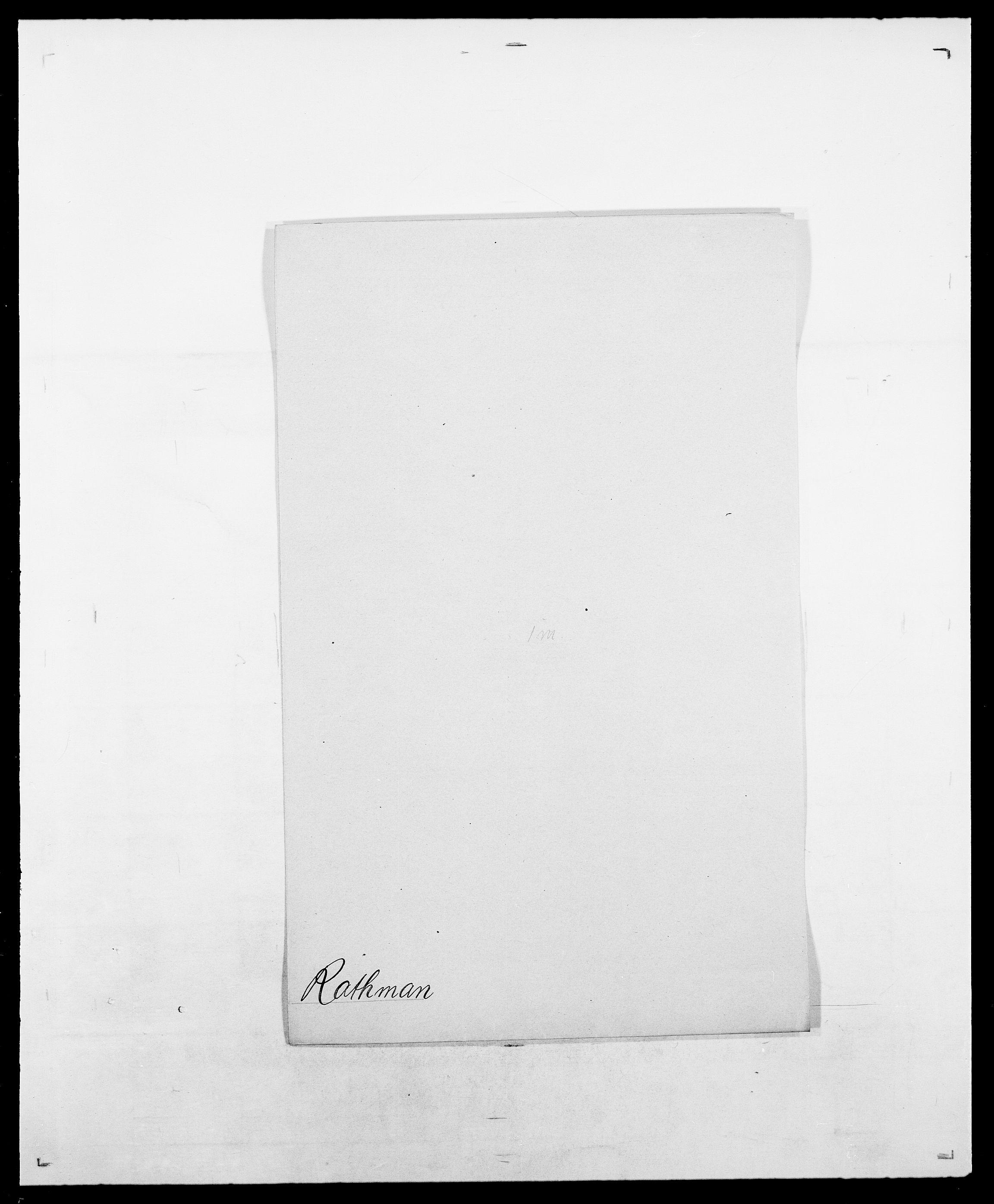 SAO, Delgobe, Charles Antoine - samling, D/Da/L0032: Rabakovsky - Rivertz, s. 196