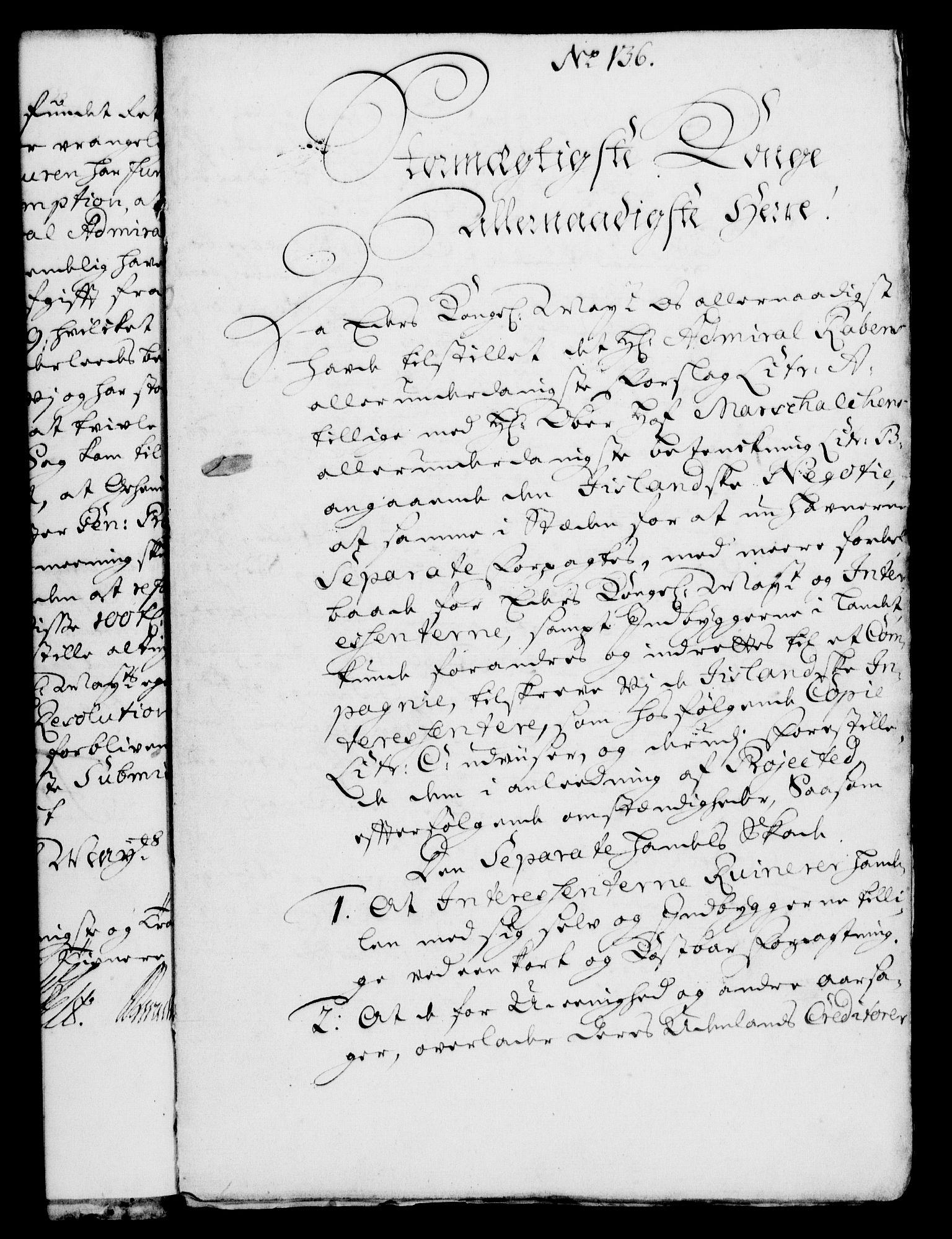 RA, Rentekammeret, Kammerkanselliet, G/Gf/Gfa/L0006: Norsk relasjons- og resolusjonsprotokoll (merket RK 52.6), 1723, s. 826