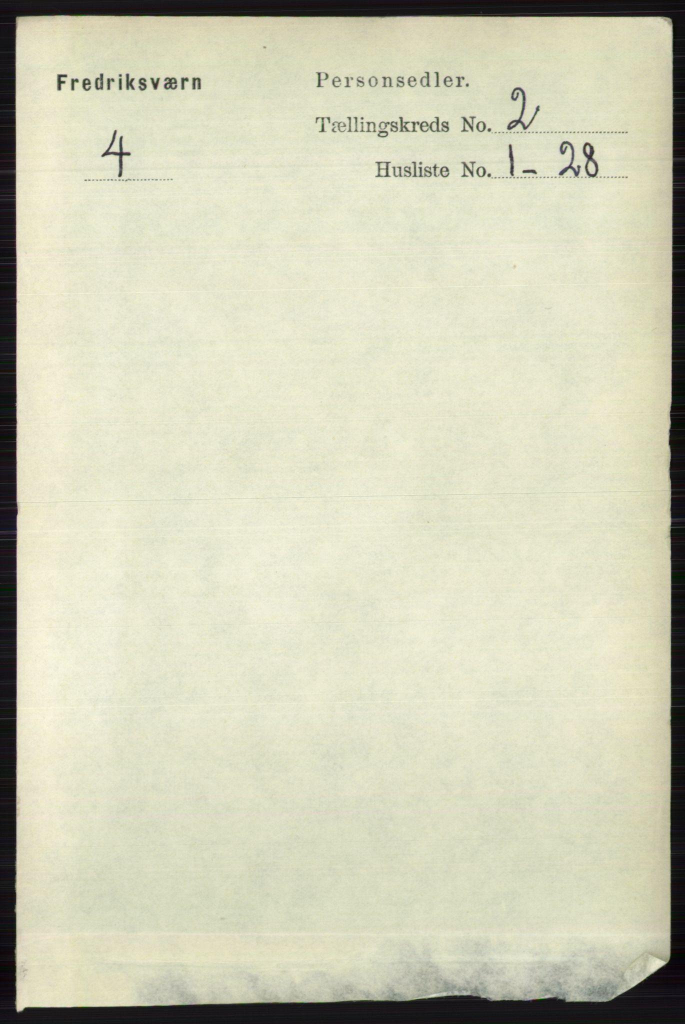 RA, Folketelling 1891 for 0798 Fredriksvern herred, 1891, s. 246